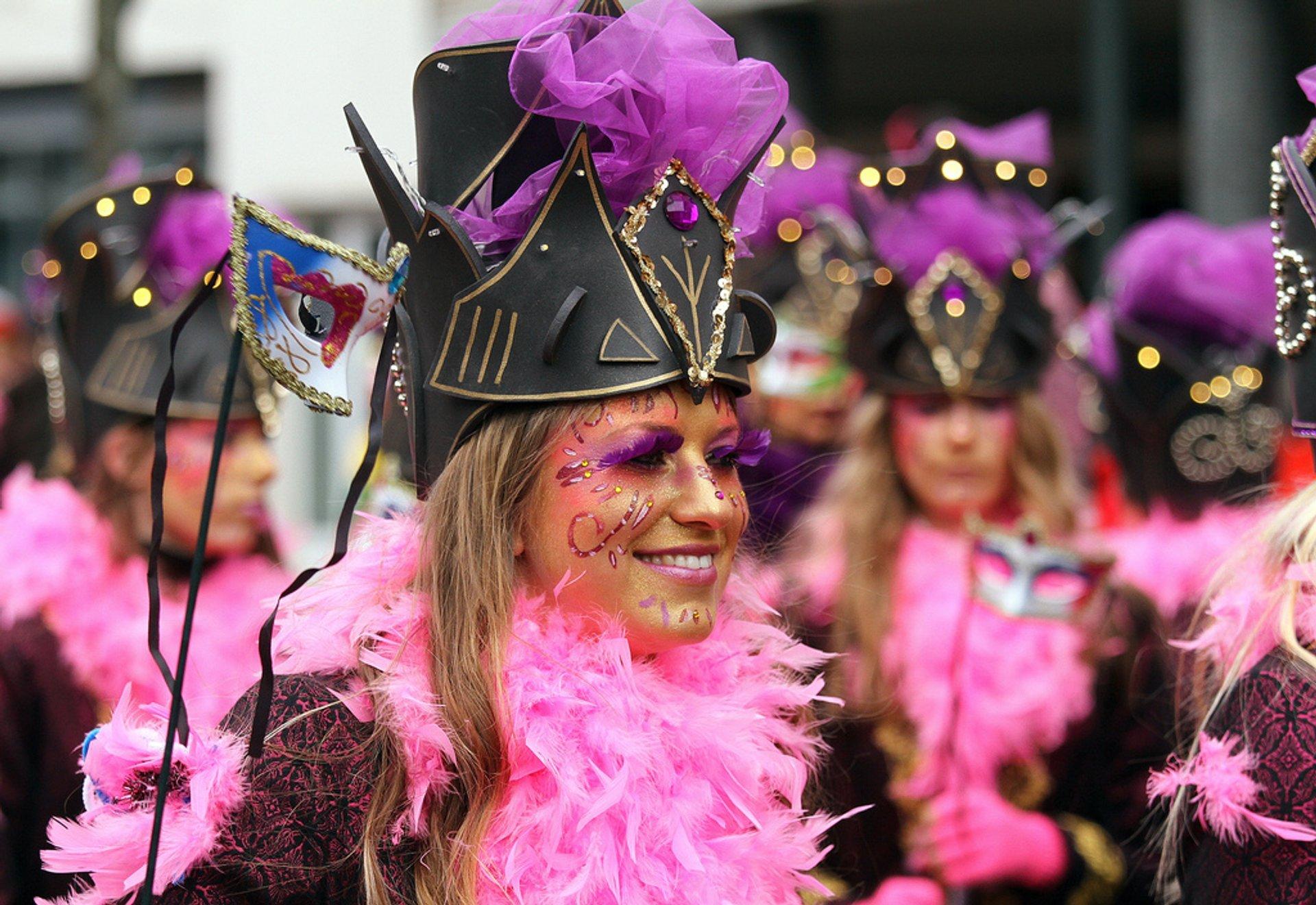 Dutch Carnival—Vastelaovend in The Netherlands - Best Season 2020