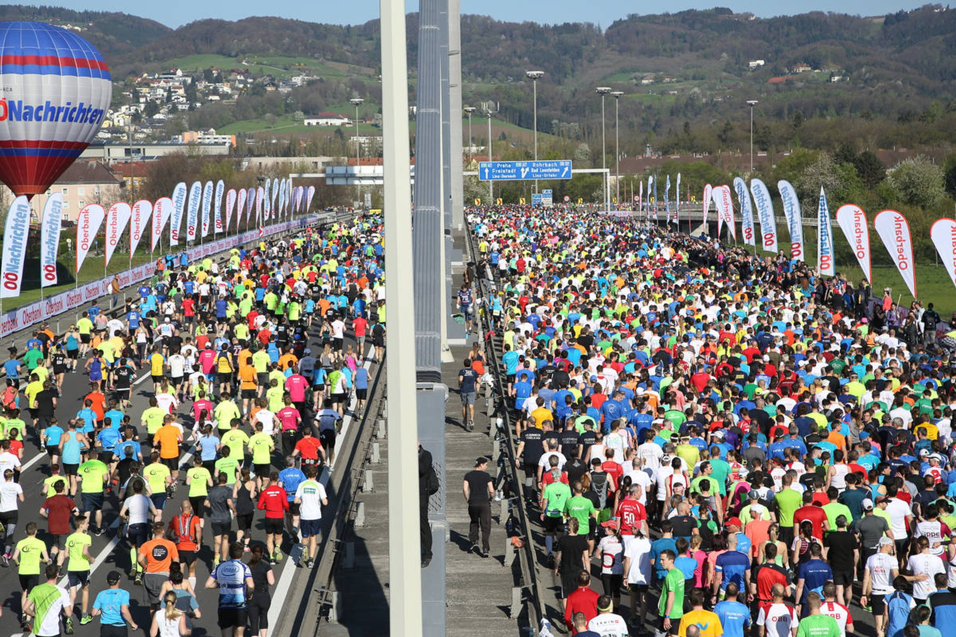 Linz Marathon in Austria - Best Season 2020