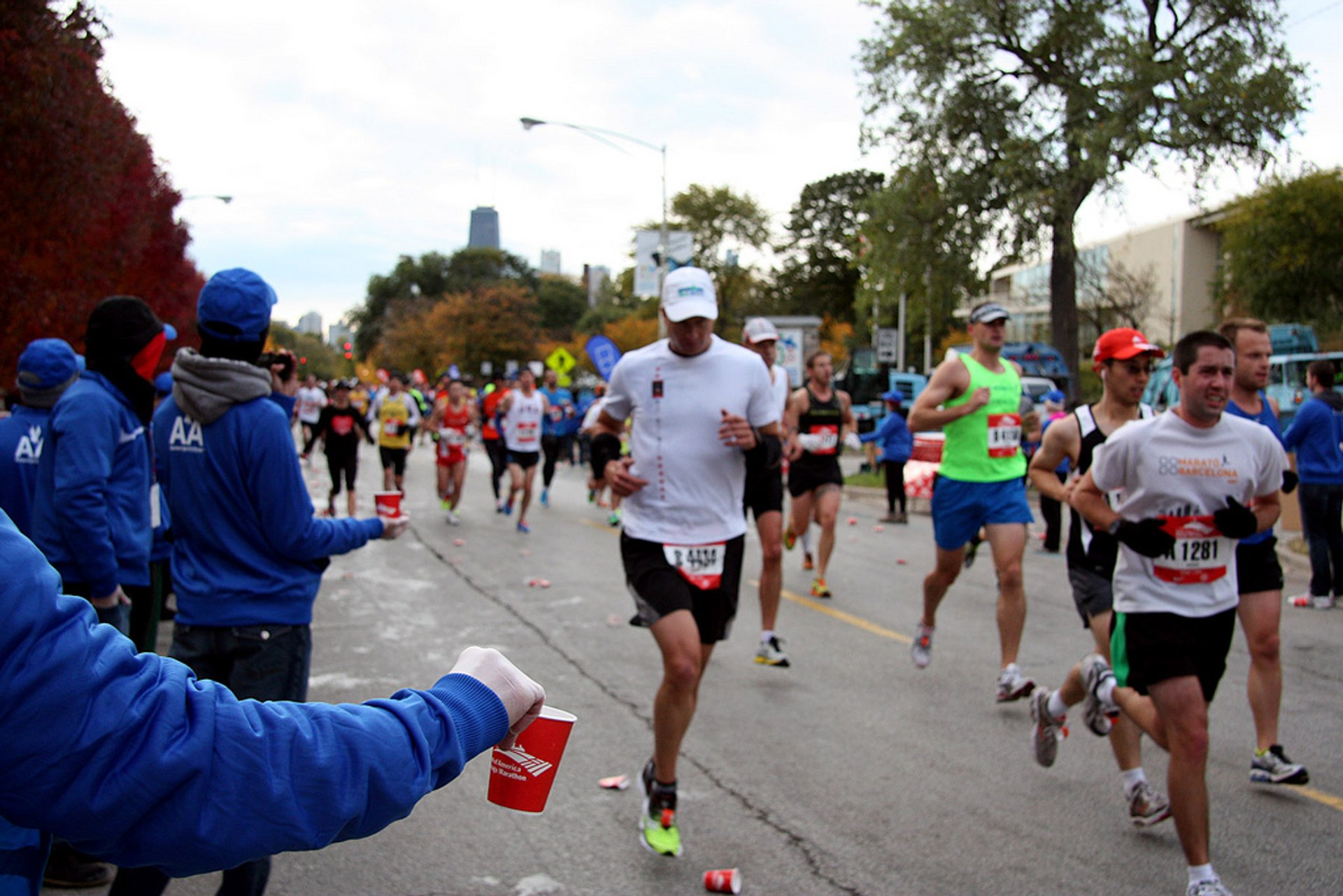Chicago Marathon in Chicago - Best Season 2019