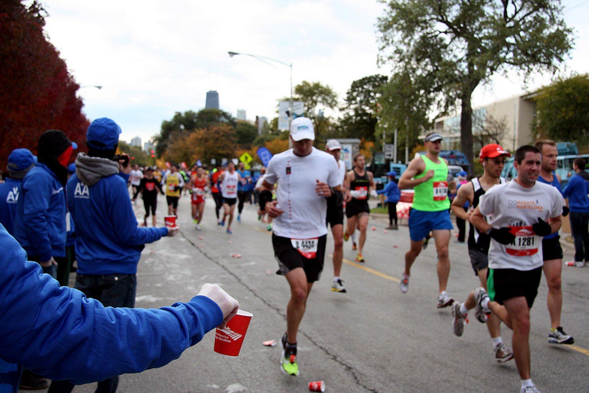 Chicago Marathon in Chicago - Best Season 2020