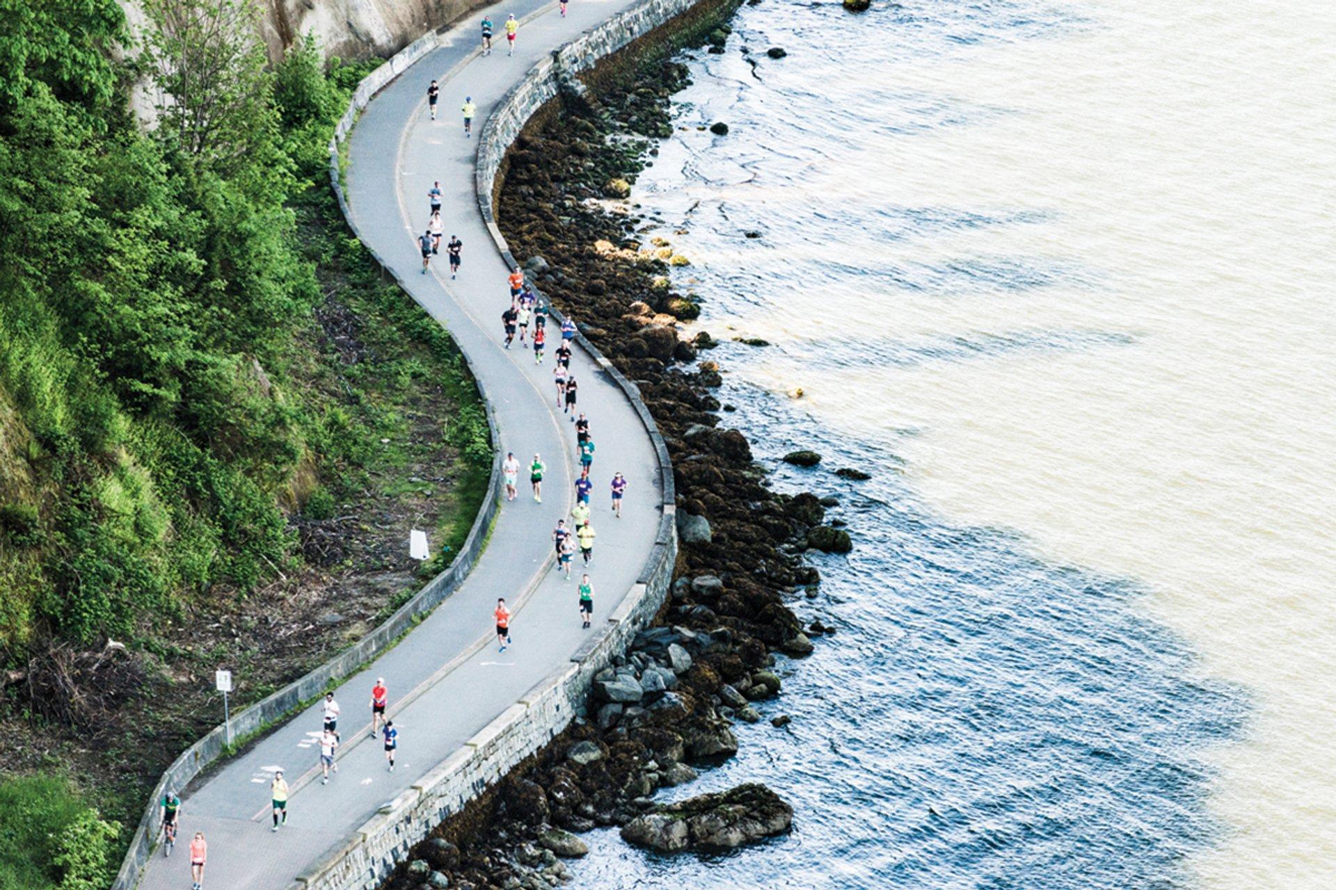 Vancouver Marathon in Vancouver - Best Season 2020