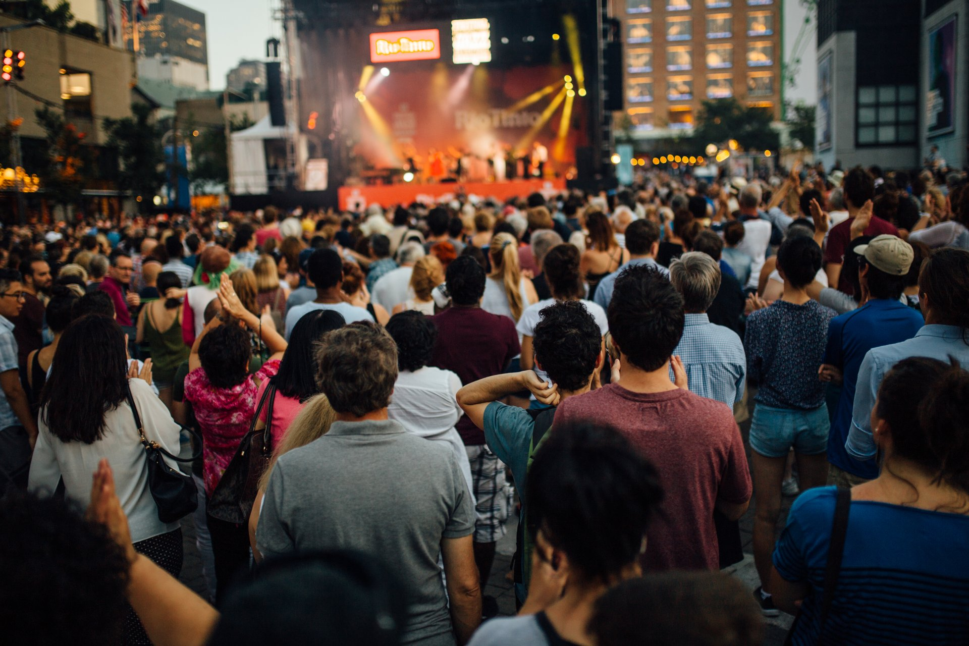 Best time to see The Montréal Jazz Festival (Le Festival de Jazz de Montréal) in Montreal