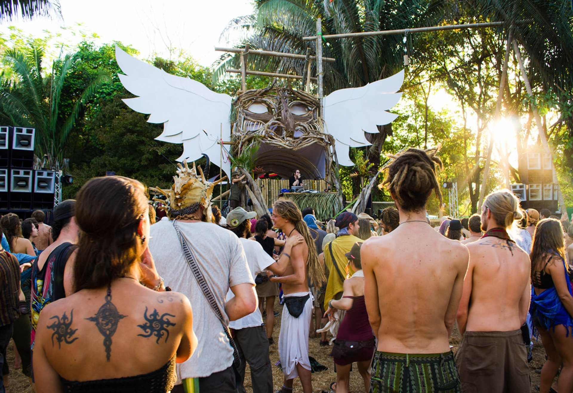 Envision Festival in Costa Rica 2020 - Best Time