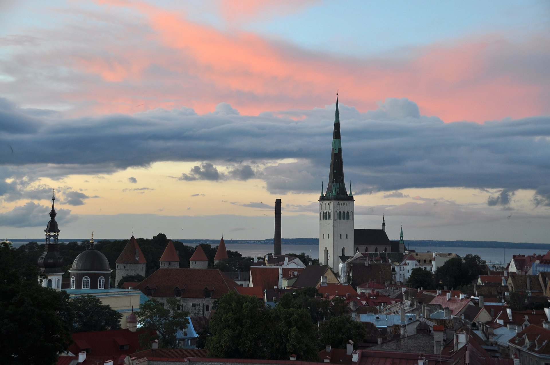 White Nights in Estonia 2019 - Best Time