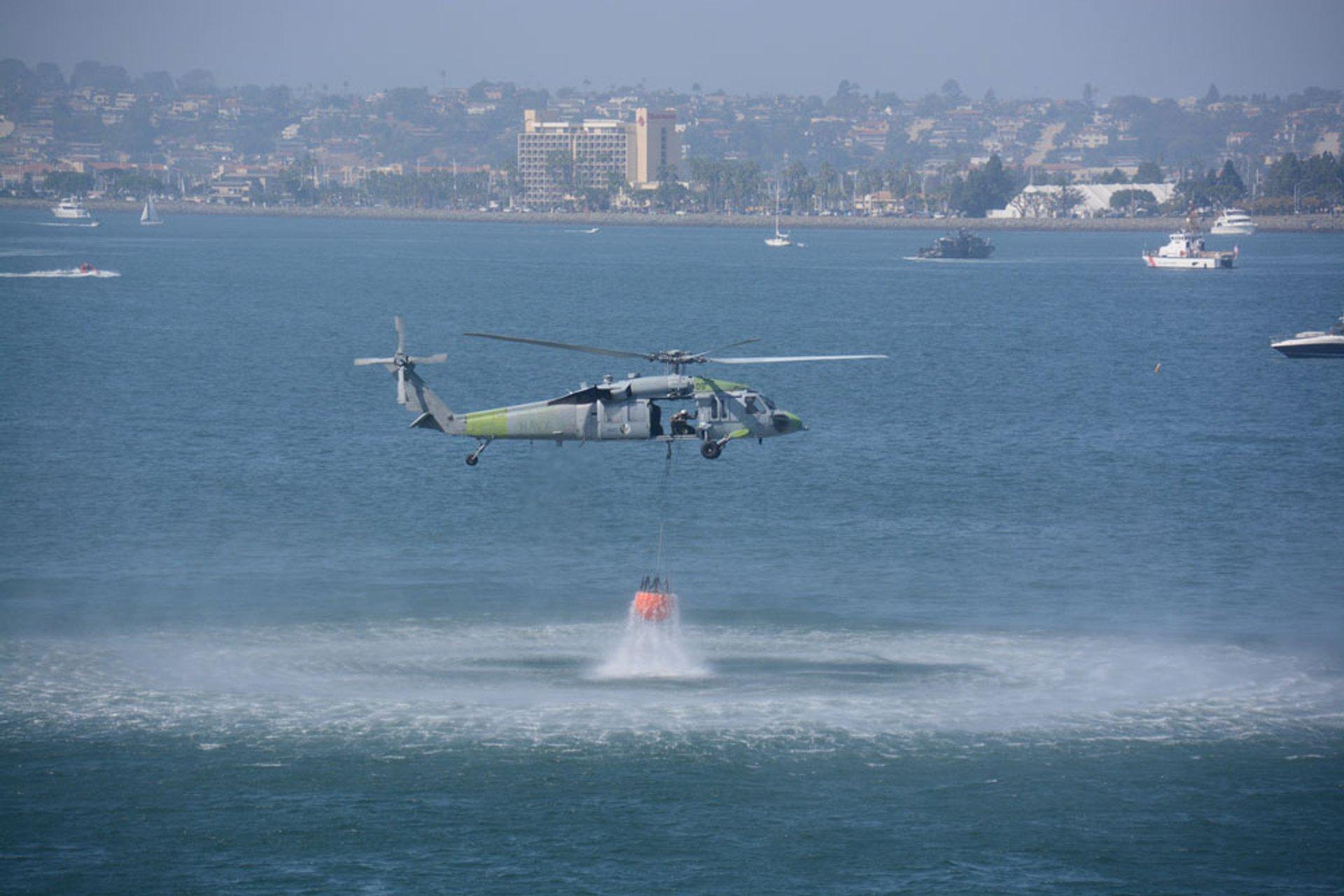 Best time to see Fleet Week San Diego in San Diego 2020