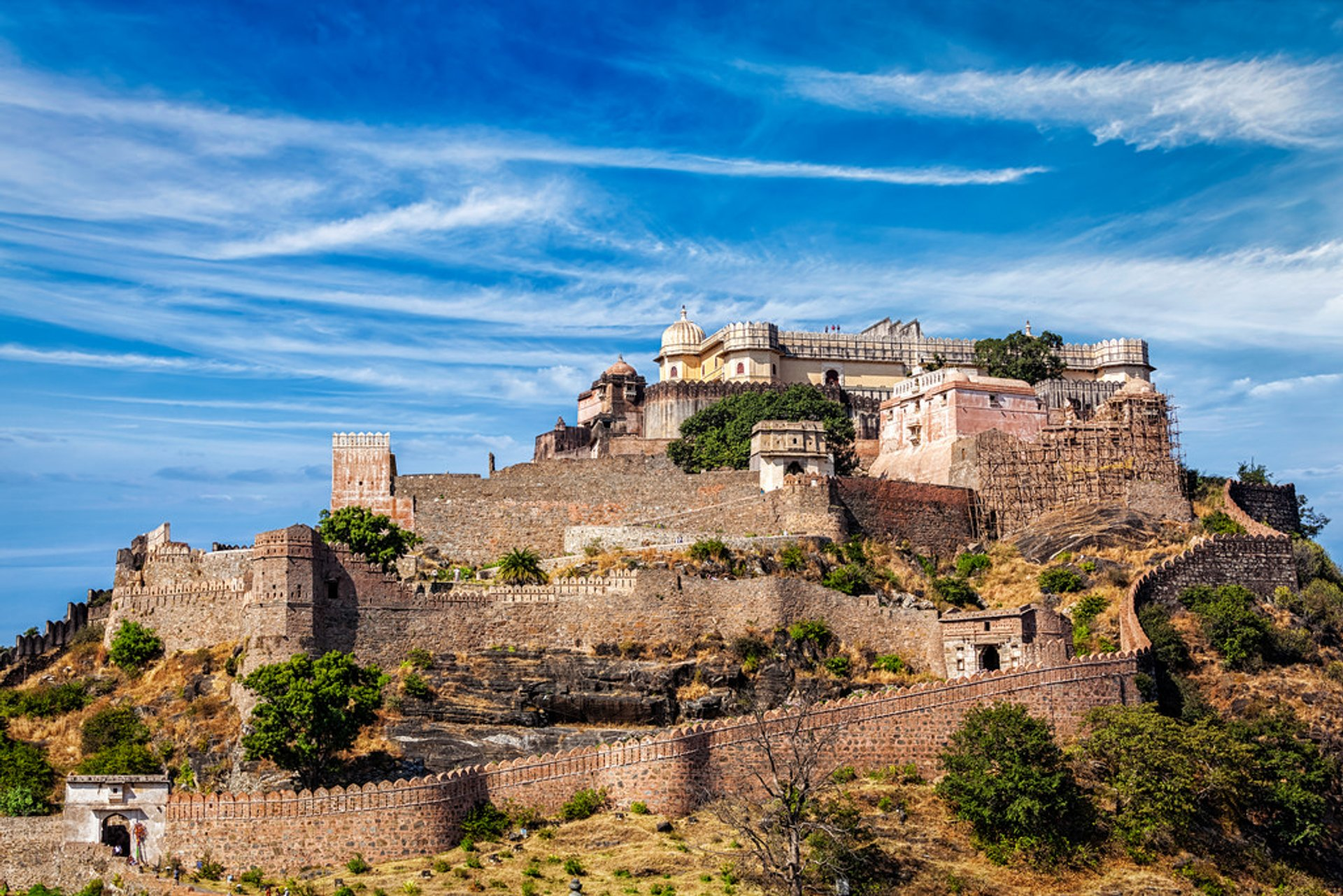 Kumbhalgarh Fort (The Great Wall of India) in India 2020 - Best Time