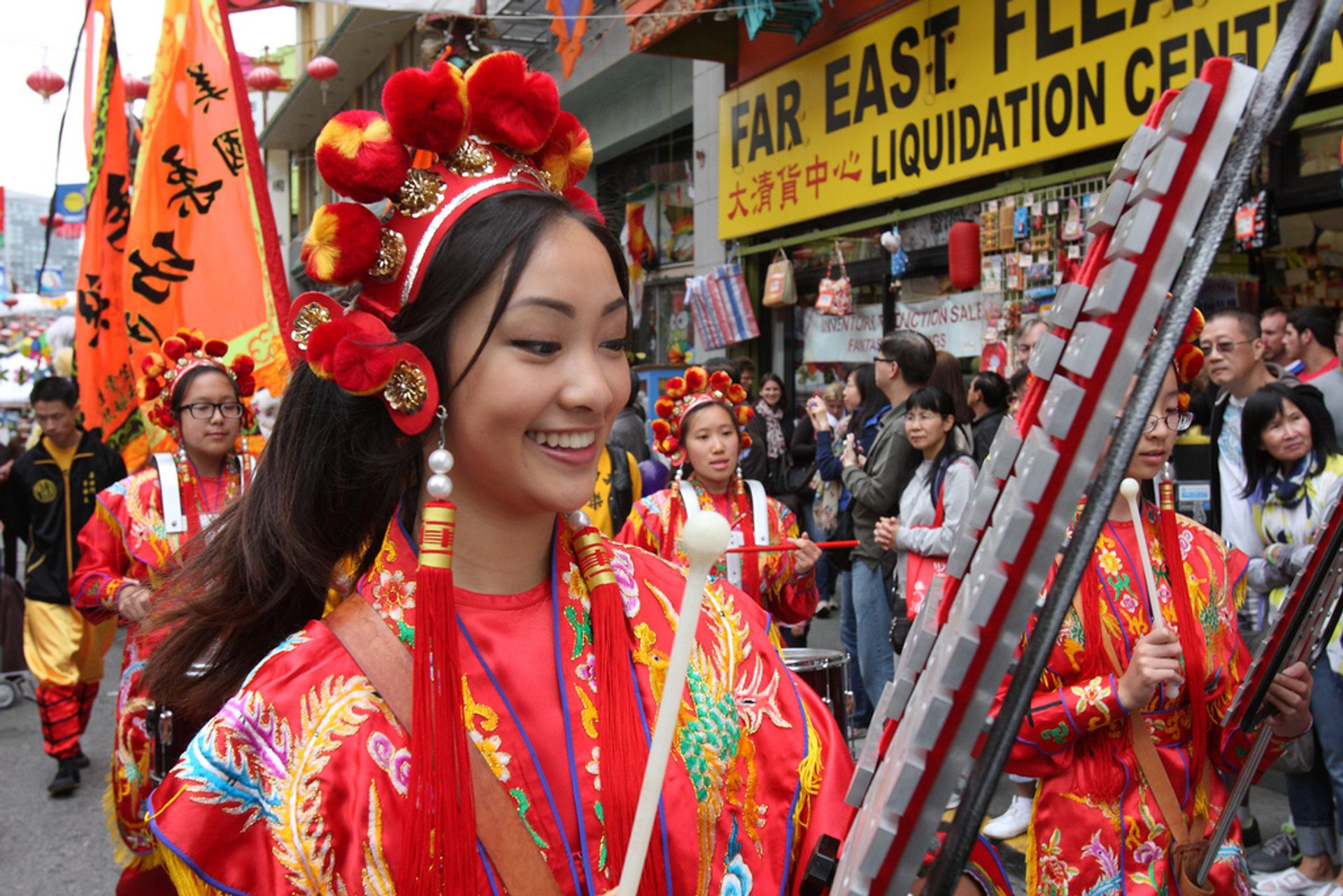 Autumn Moon Festival in San Francisco - Best Season