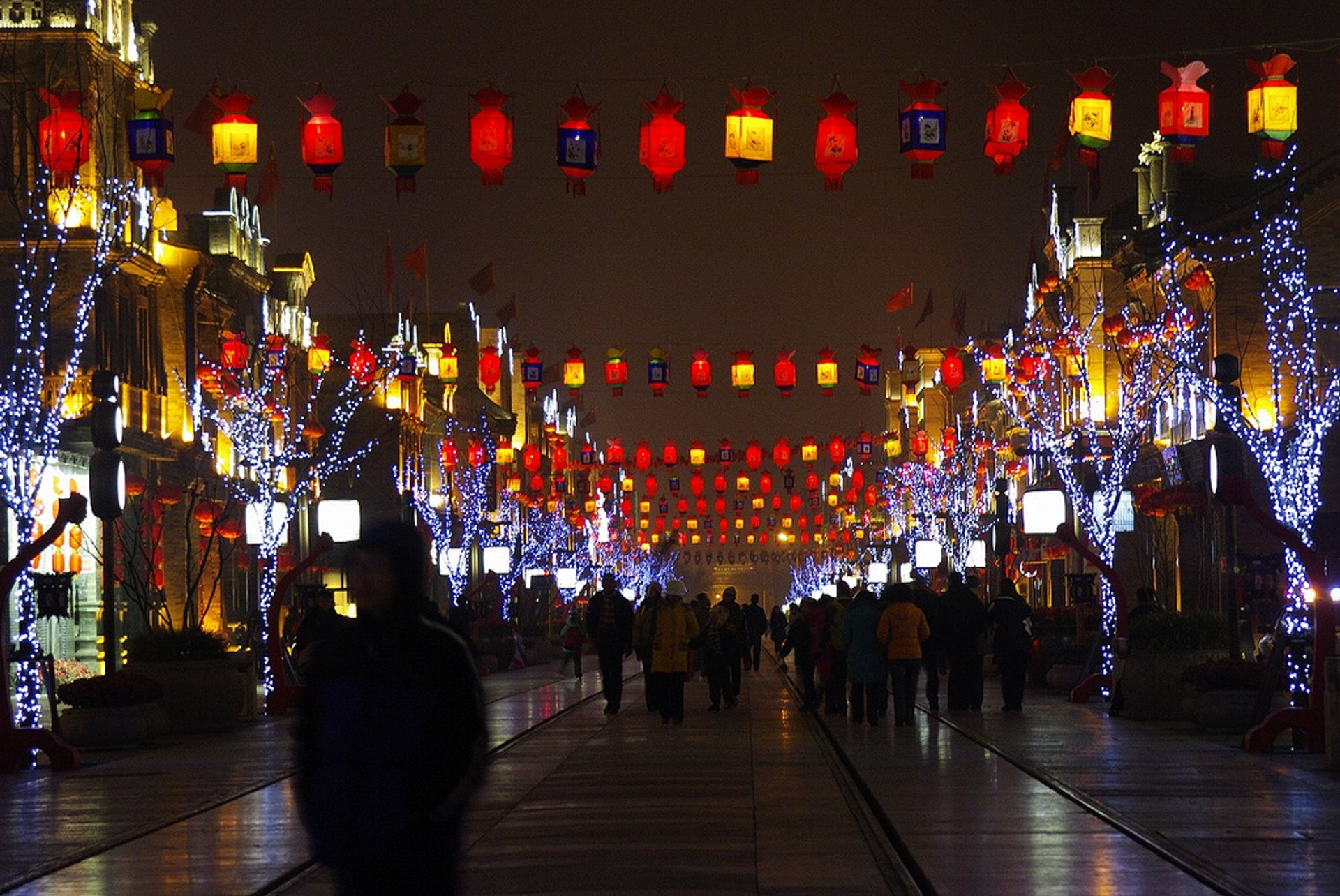 Best time to see Chinese New Year in China 2019