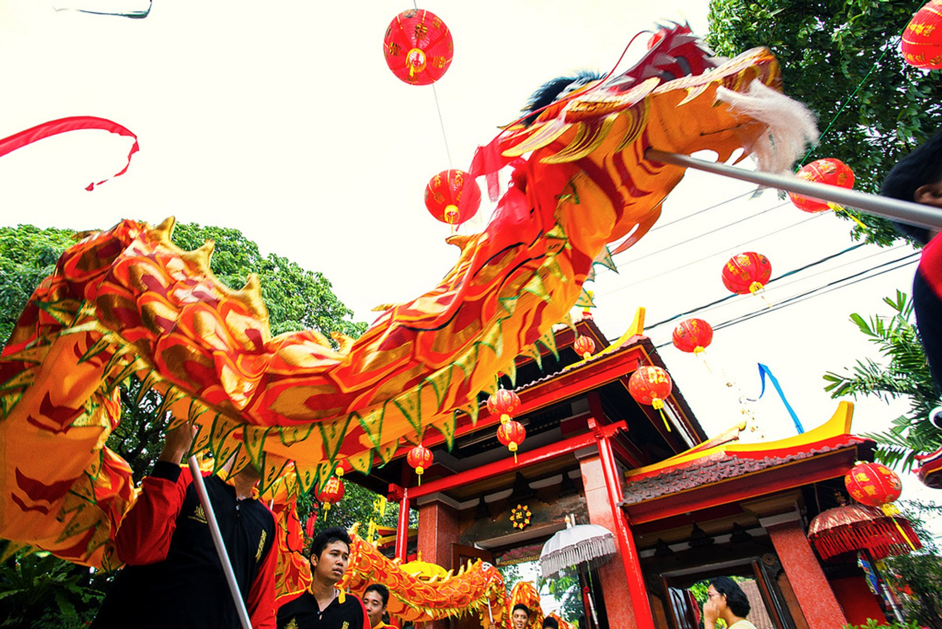Chinese New Year in Bali 2019 - Best Time