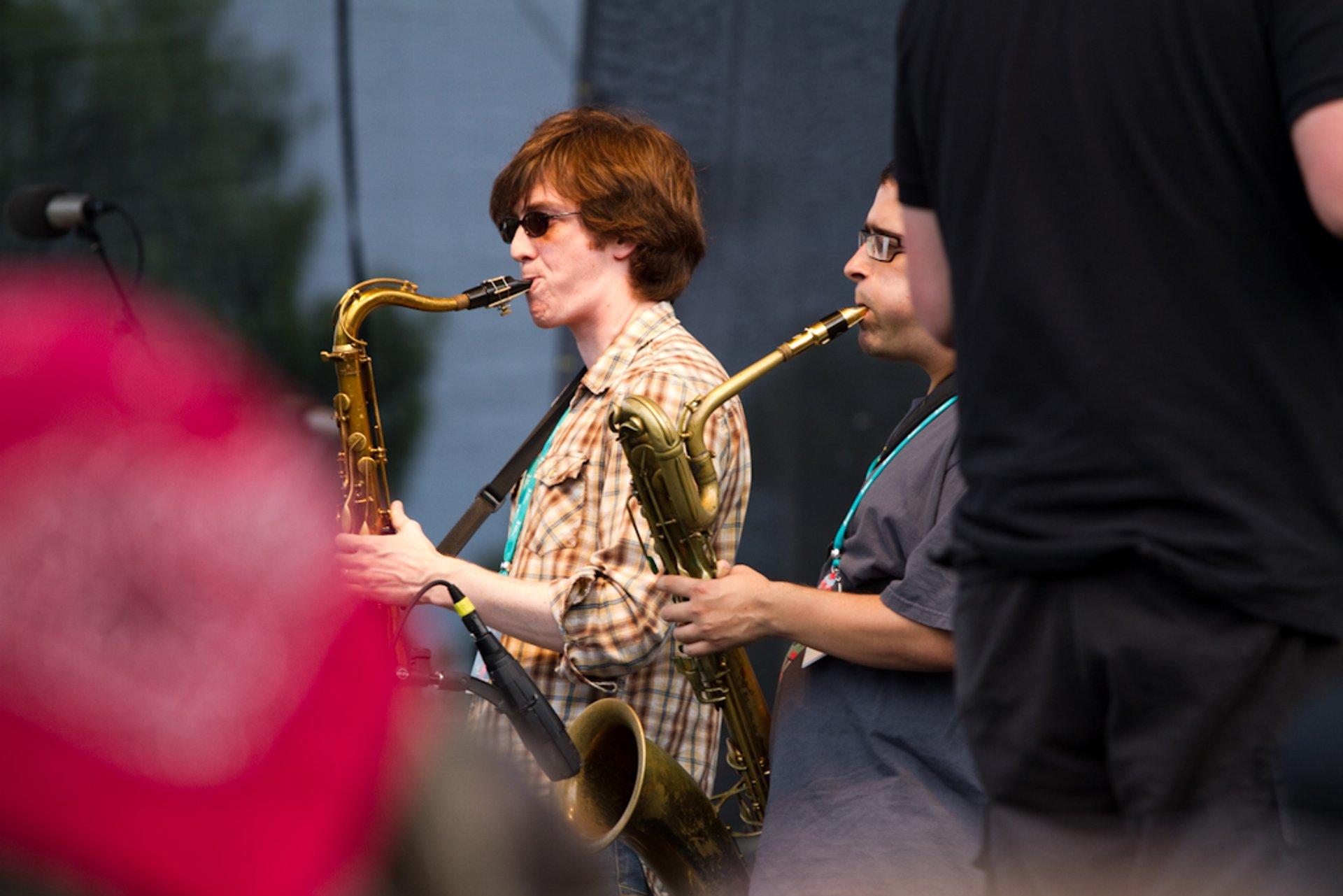 Best time for Atlanta Jazz Festival in Atlanta 2020