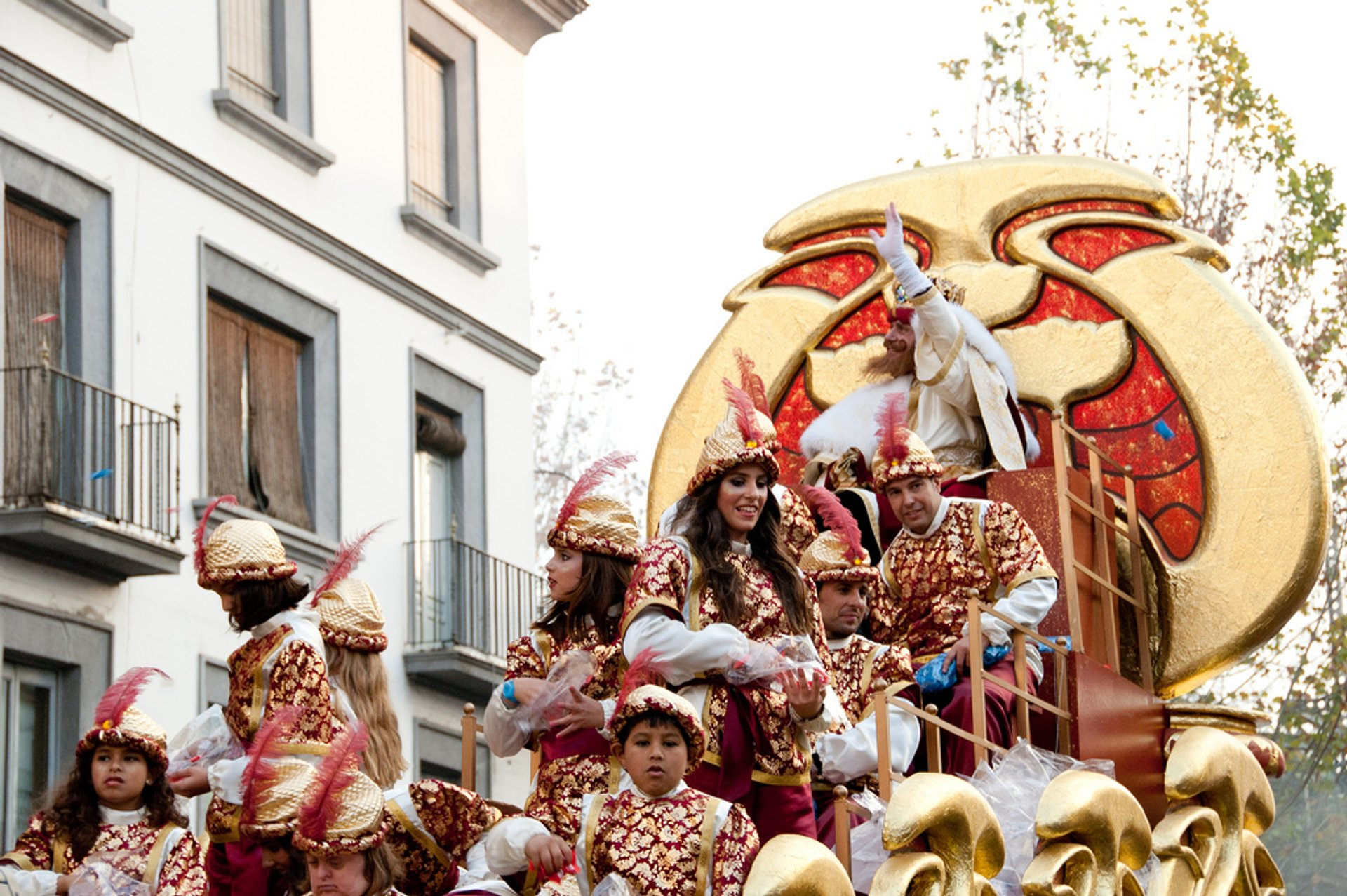 Three Kings Parade (Los Reyes Magos) in Seville - Best Season 2020