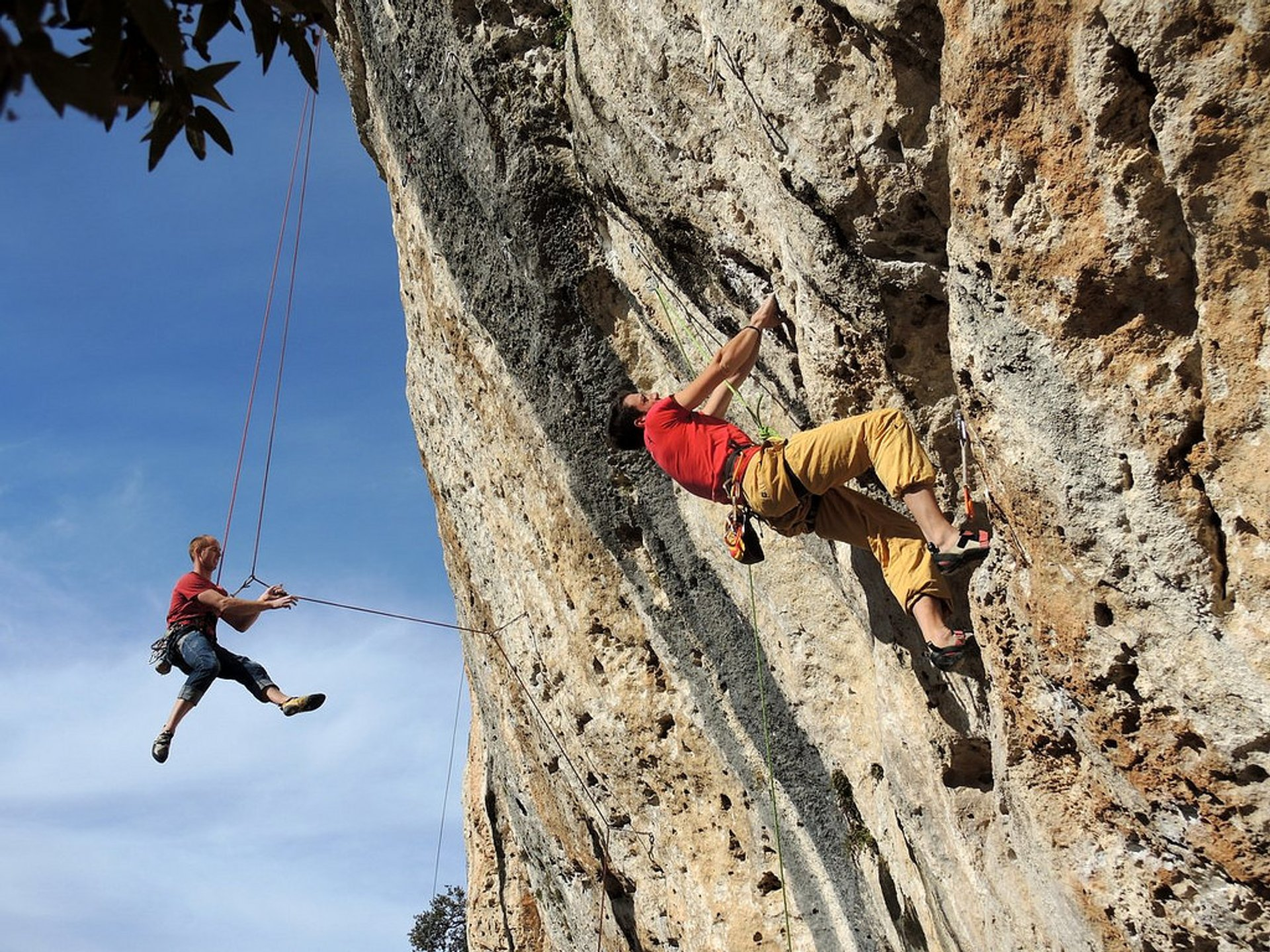 Rock Climbing in Italy 2020 - Best Time