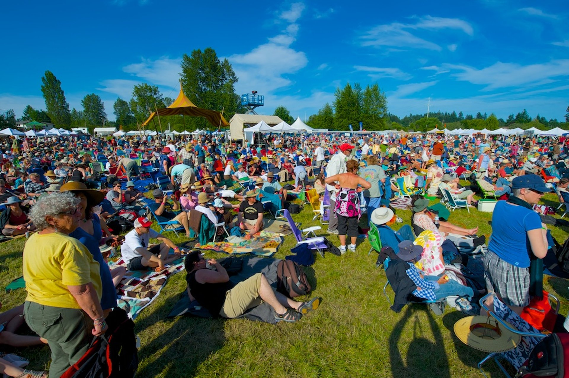 Vancouver Island Musicfest in British Columbia 2019 - Best Time