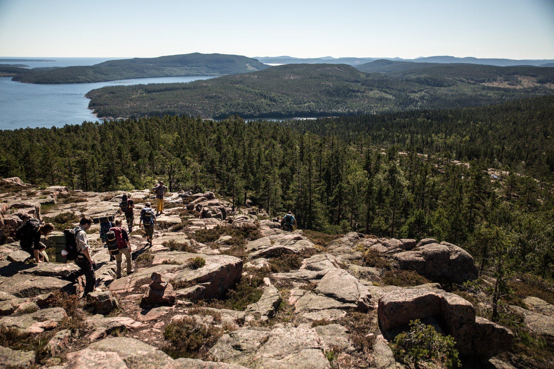 Hiking and Trekking in Sweden - Best Season 2019