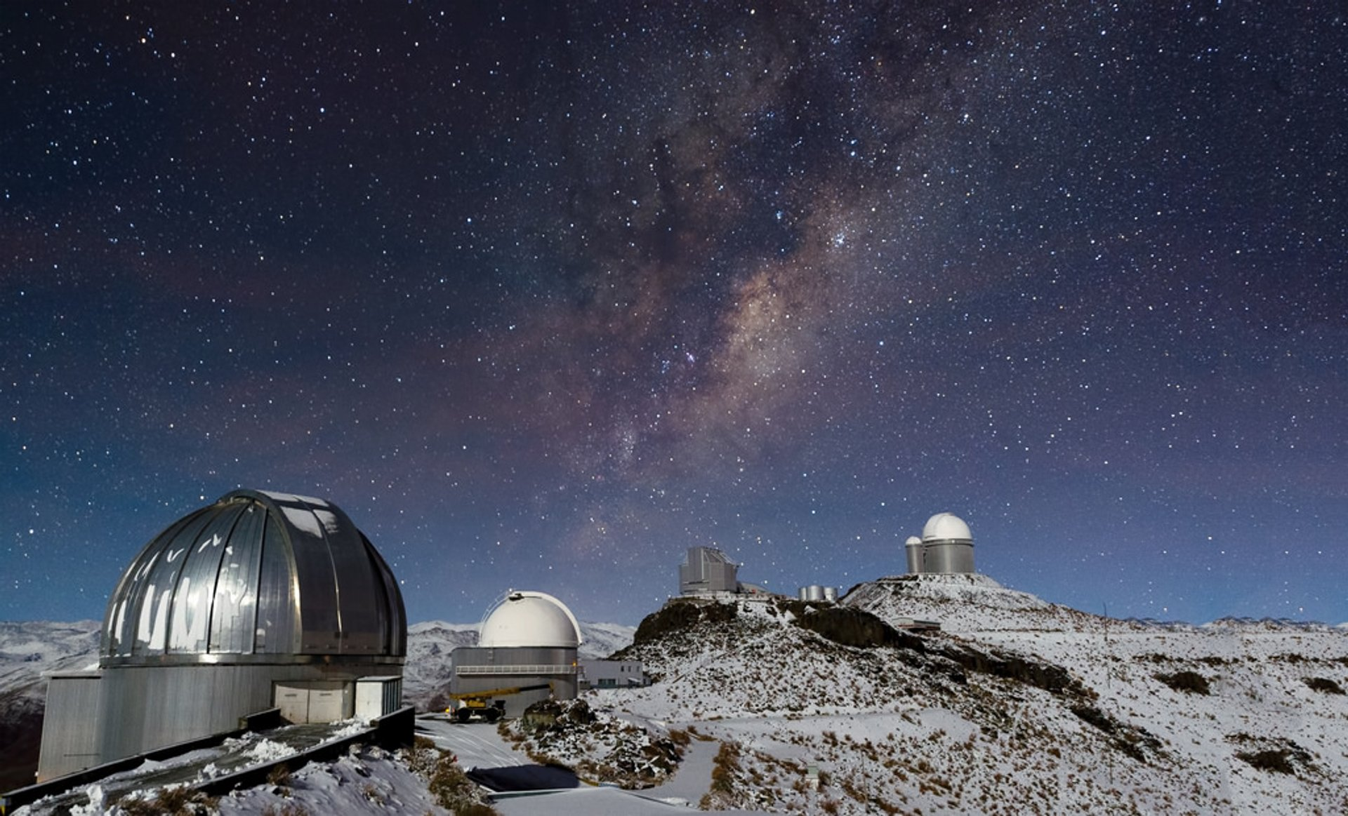 Stargazing in Chile 2020 - Best Time