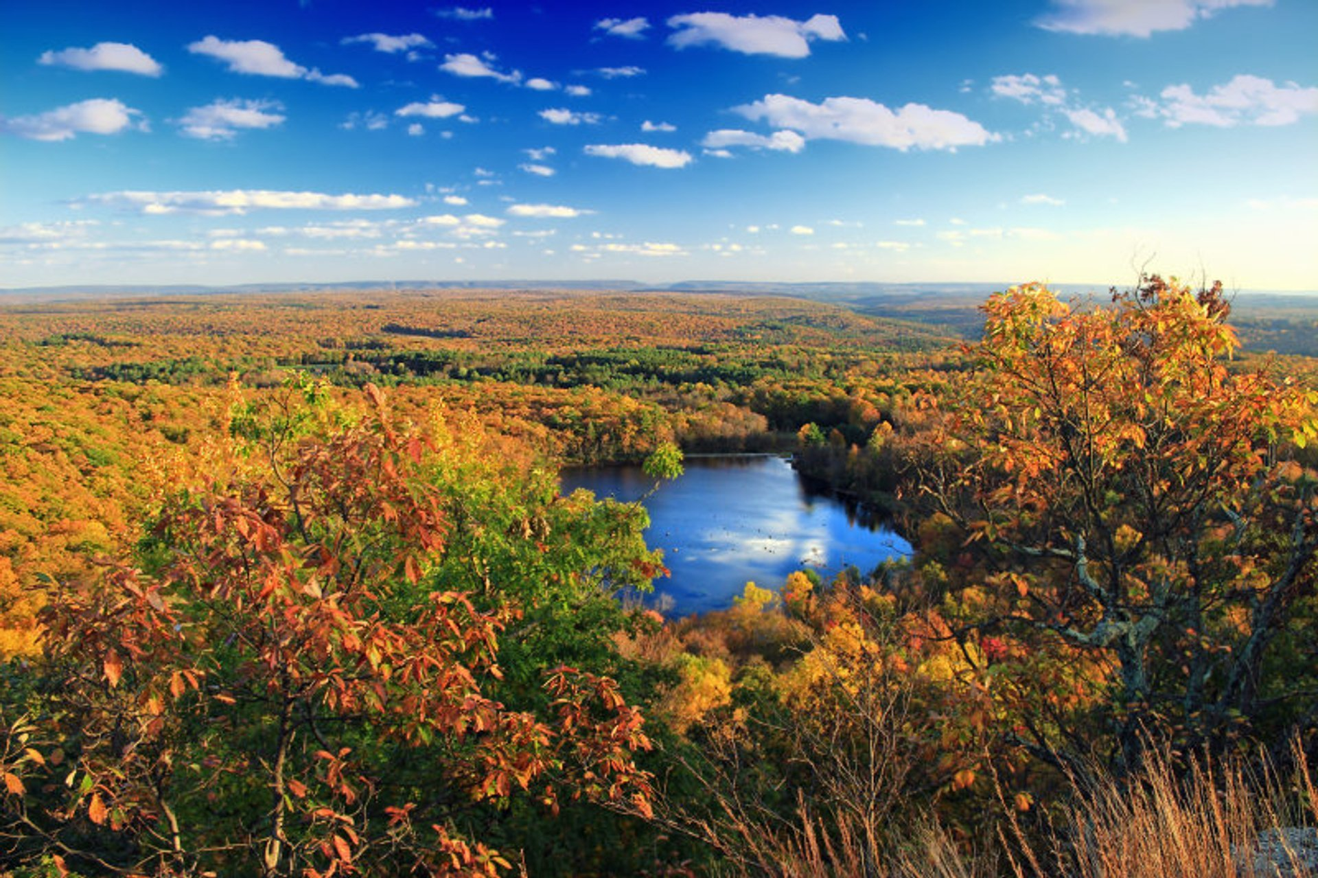 Pennsylvania Fall Foliage in Pennsylvania - Best Season 2020