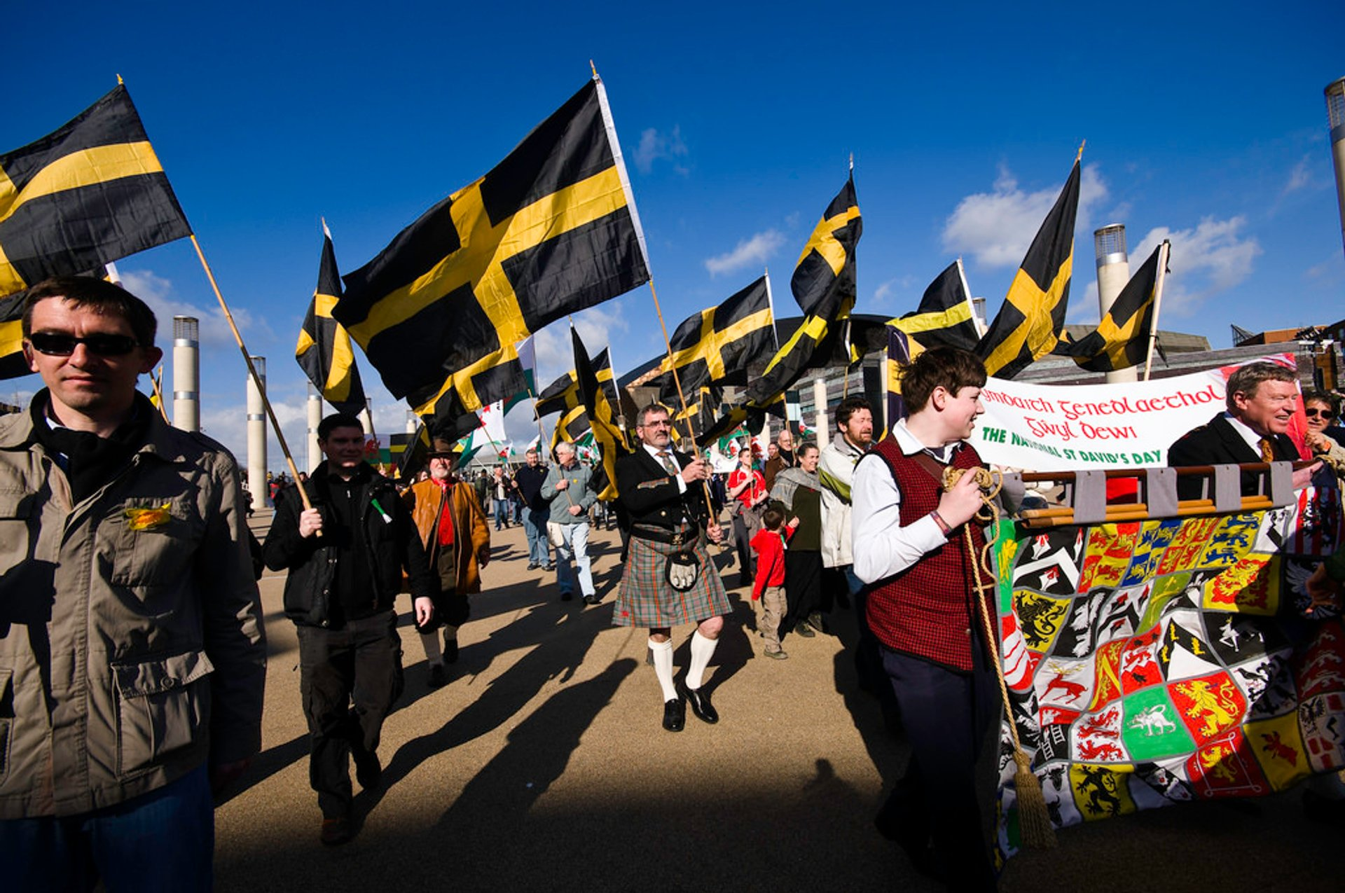 St. David's (Dewi Sant) Day in Wales 2020 - Best Time