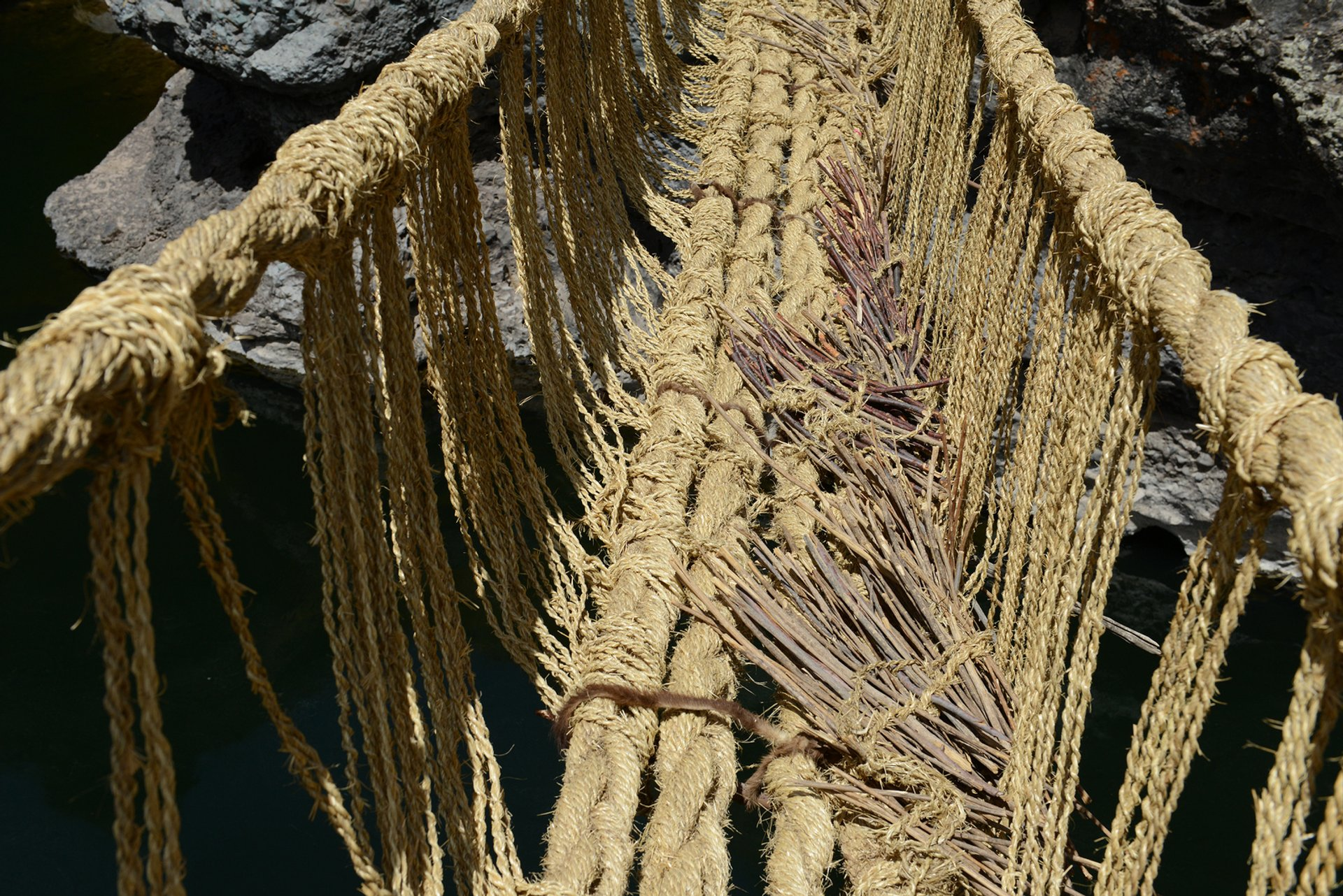 Q'eswachaka Bridge Weaving in Peru - Best Season 2019