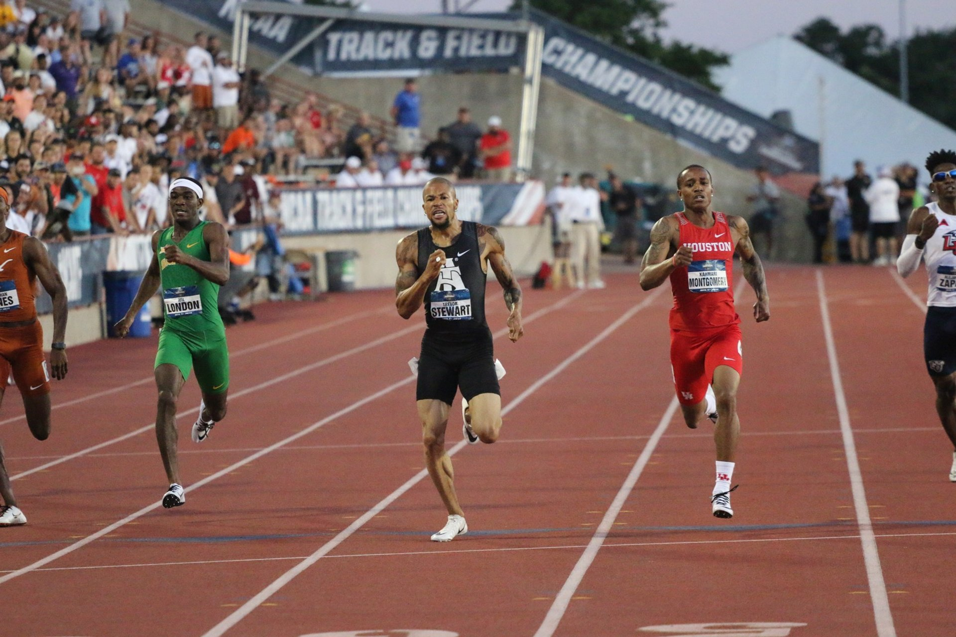 Best time to see Texas Relays in Texas 2020
