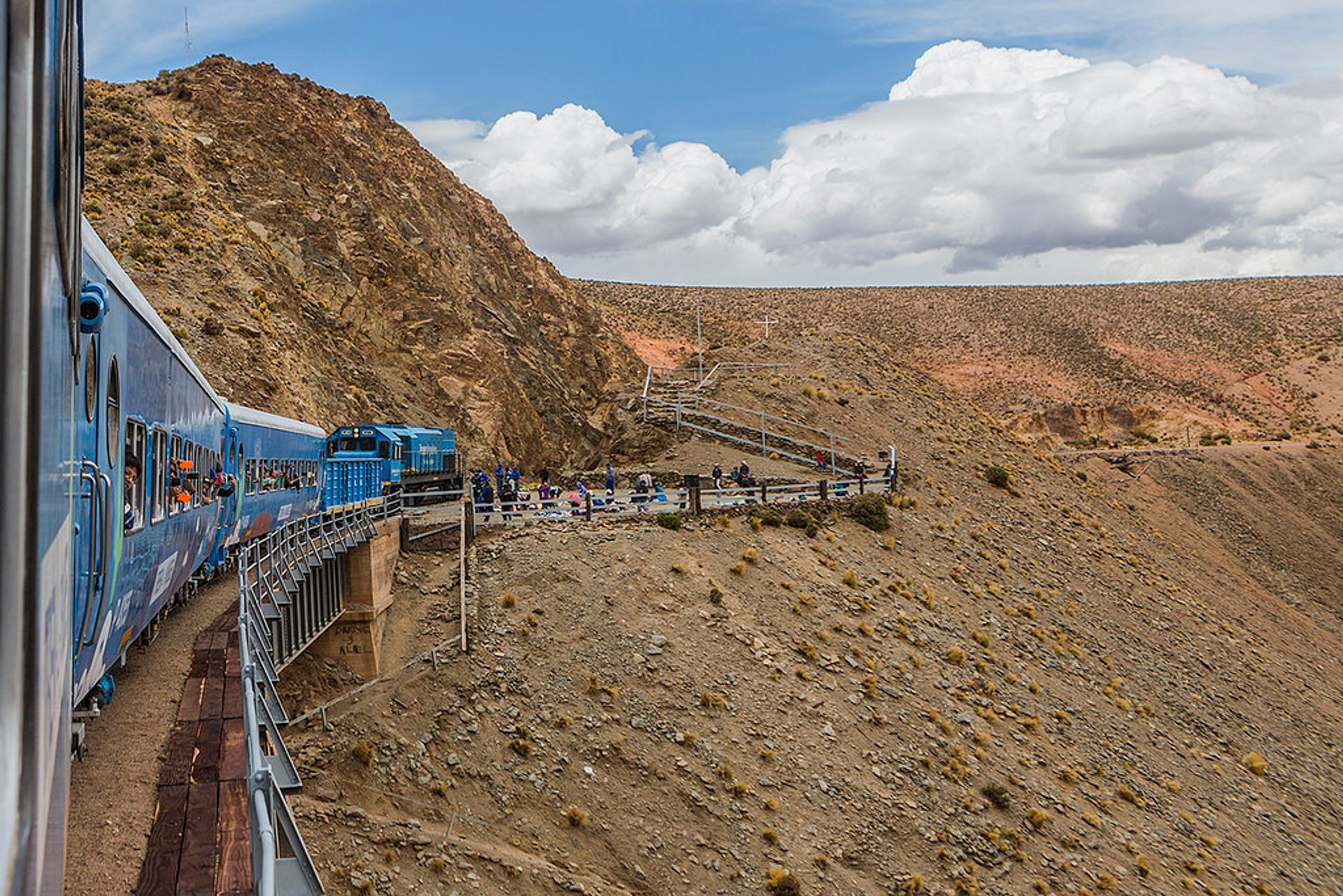 Tren a las Nubes in Argentina - Best Season 2019
