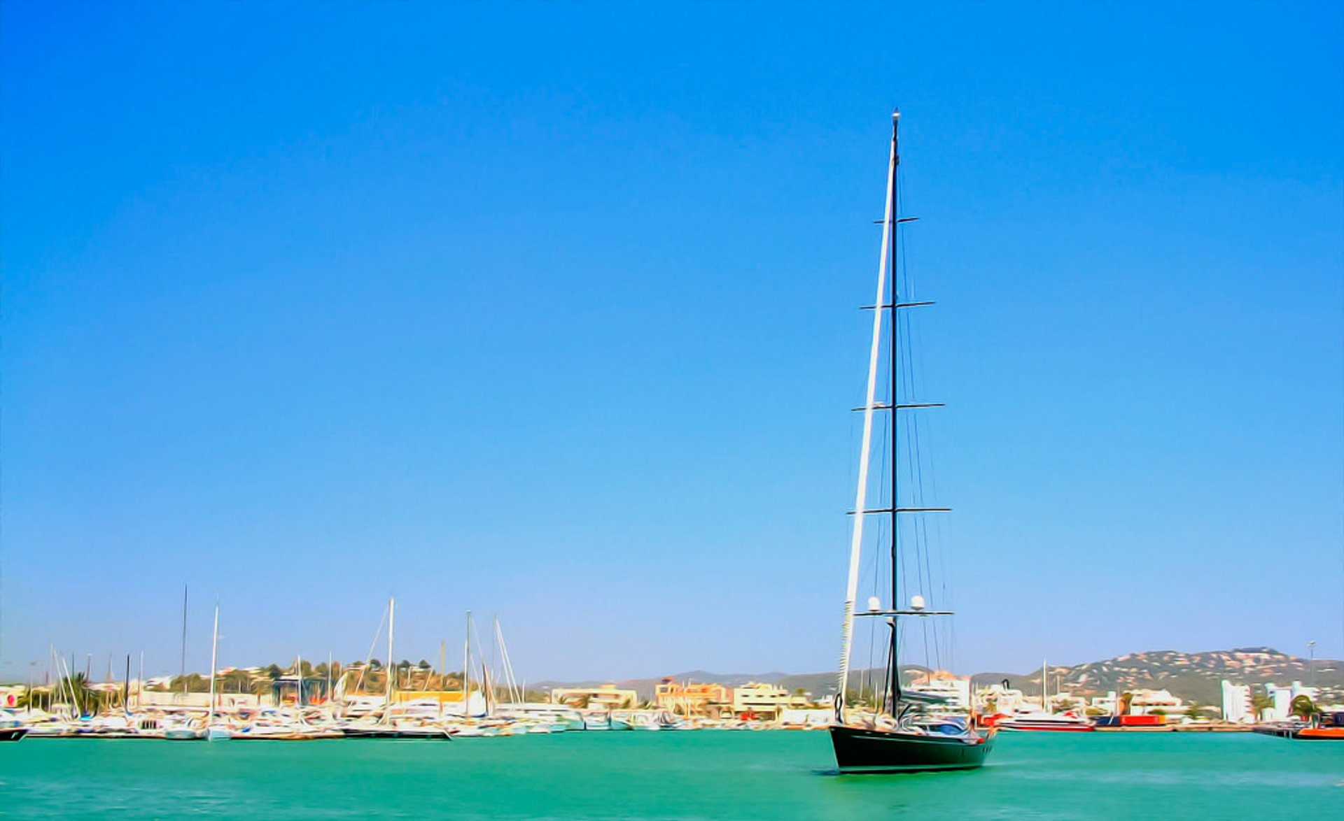 Yachting around Ibiza in Ibiza 2020 - Best Time