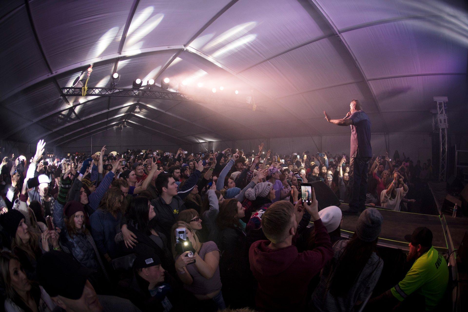 Best time for Oregon WinterFest 2020