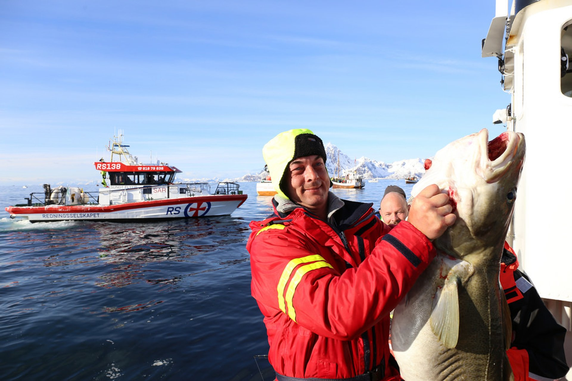 World Cod Fishing Championship in Norway 2019 - Best Time