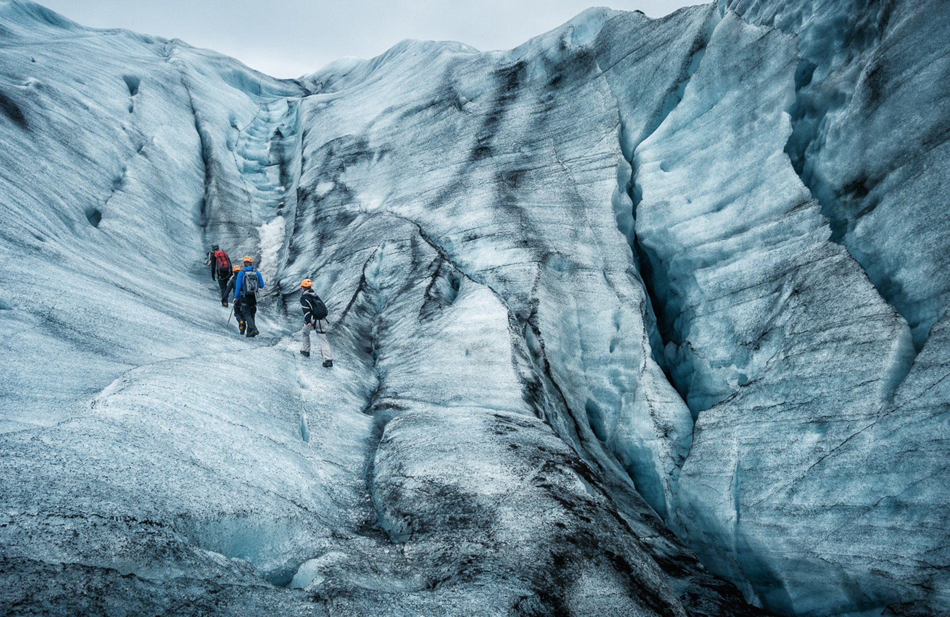 Glacier Walking in Iceland 2020 - Best Time