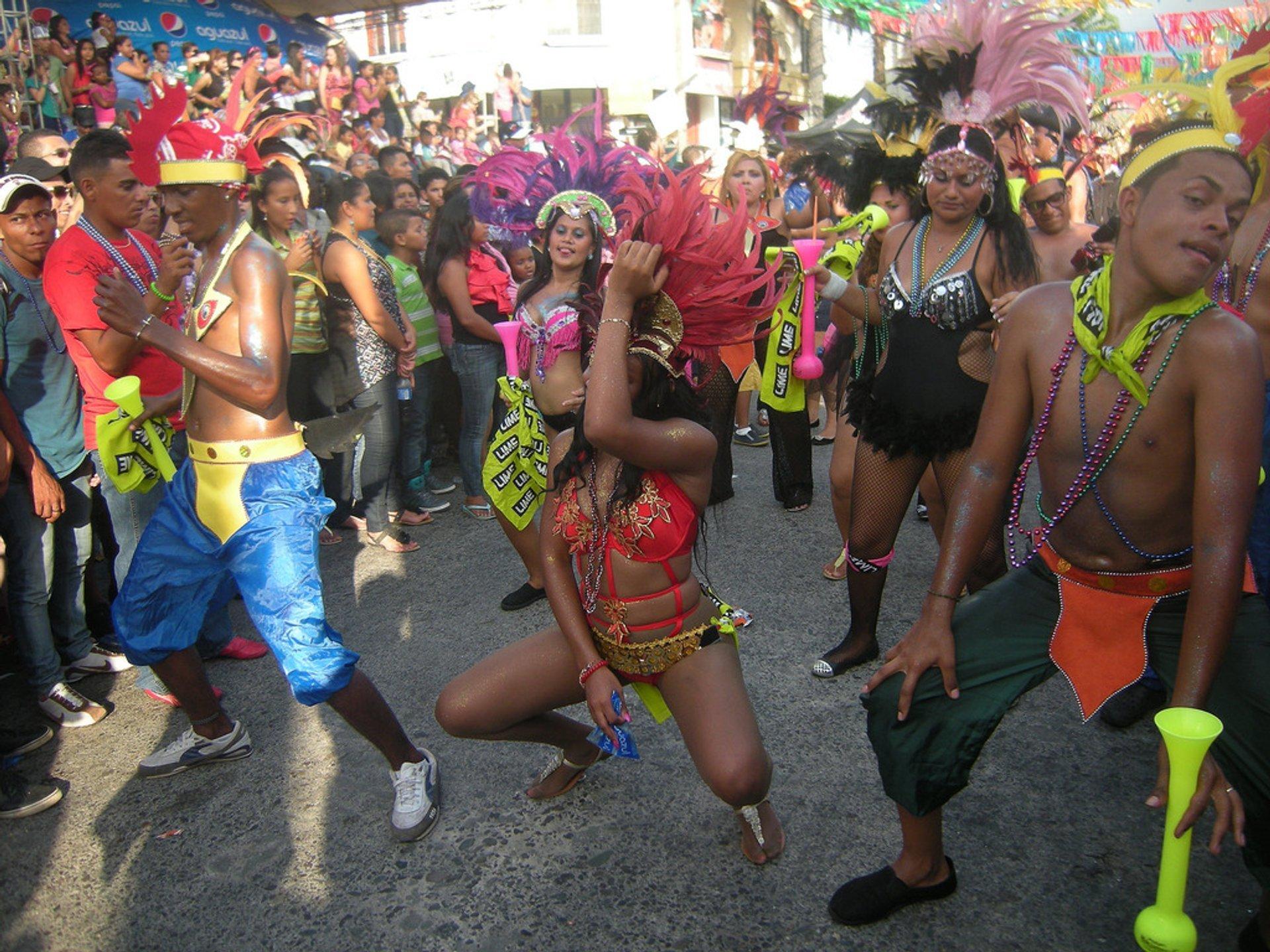 La Ceiba Carnival (Carnaval de la Ceiba) in Honduras - Best Season 2020