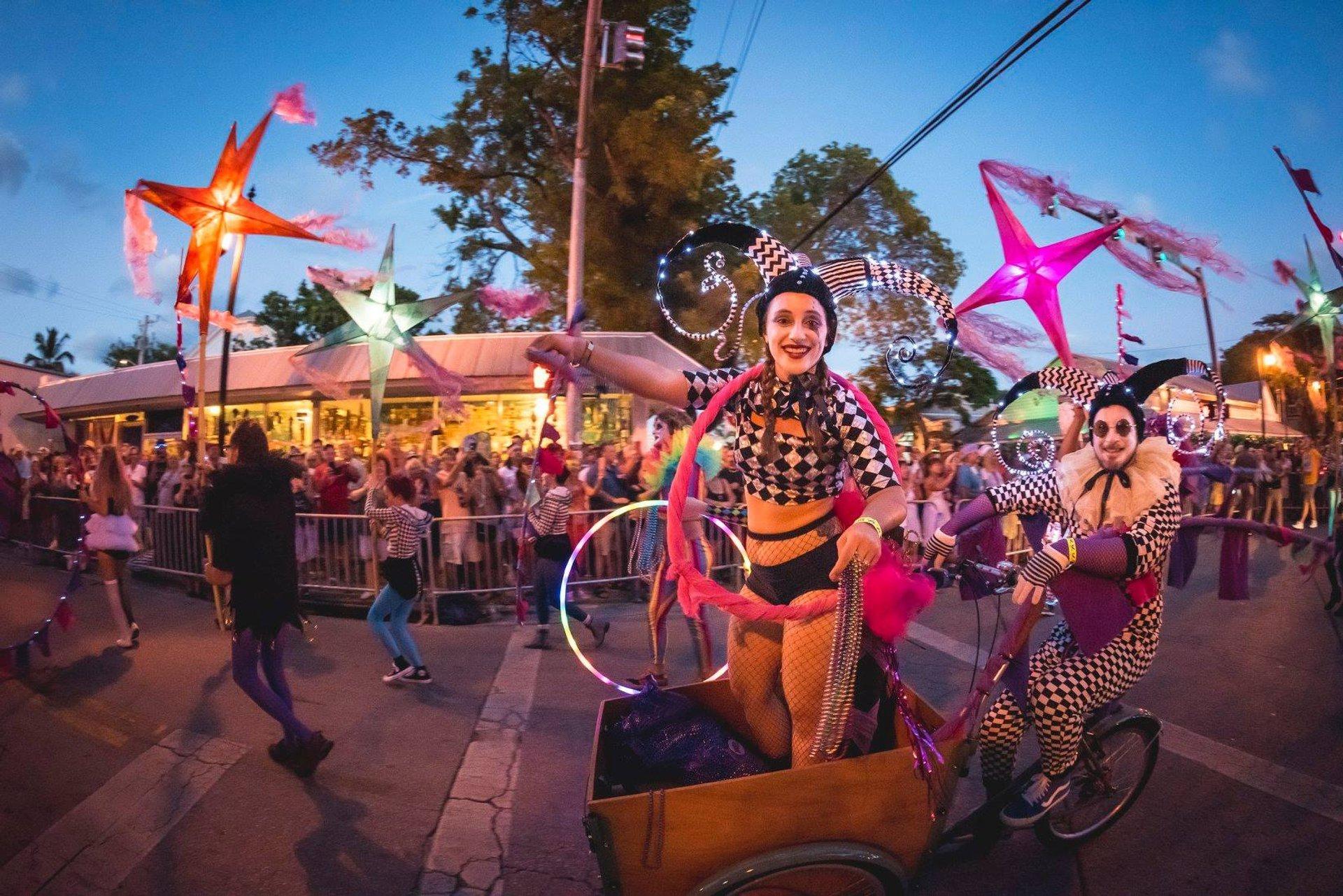 Fantasy Fest in Key West & Florida Keys 2020 - Best Time