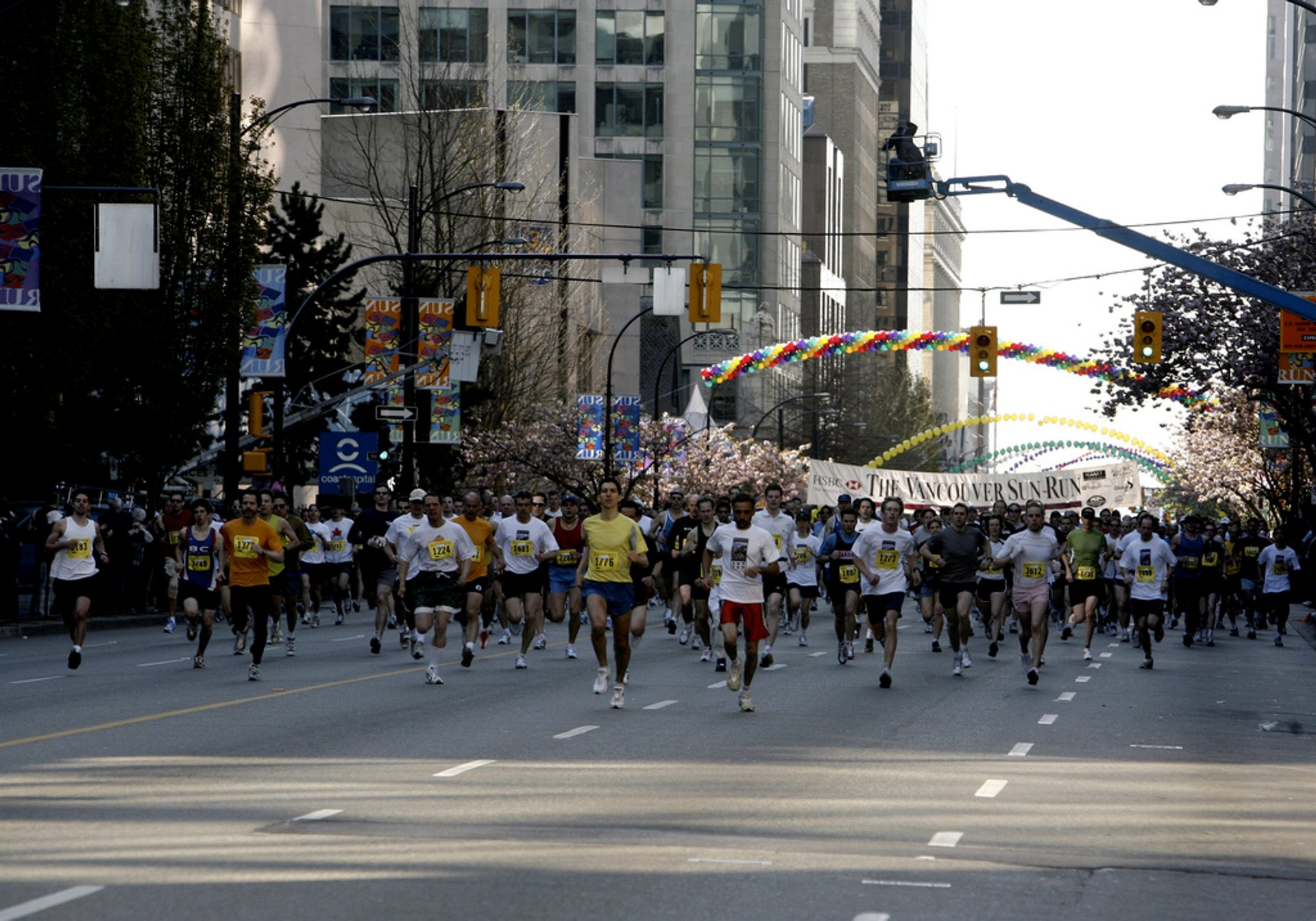 Vancouver Sun Run 2020 - Dates & Map
