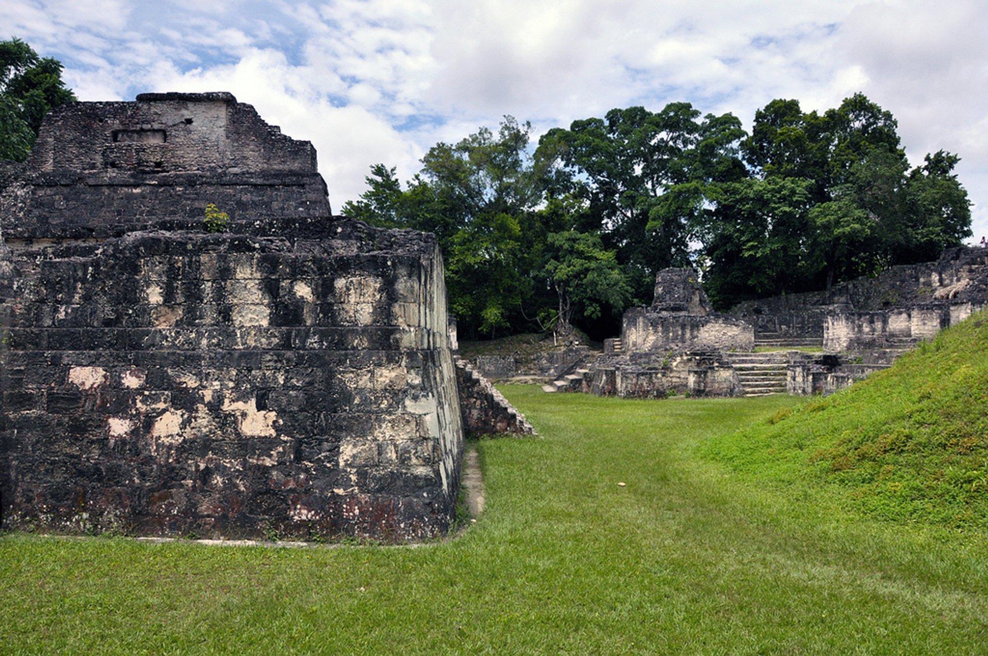 Tikal in Guatemala - Best Season 2020