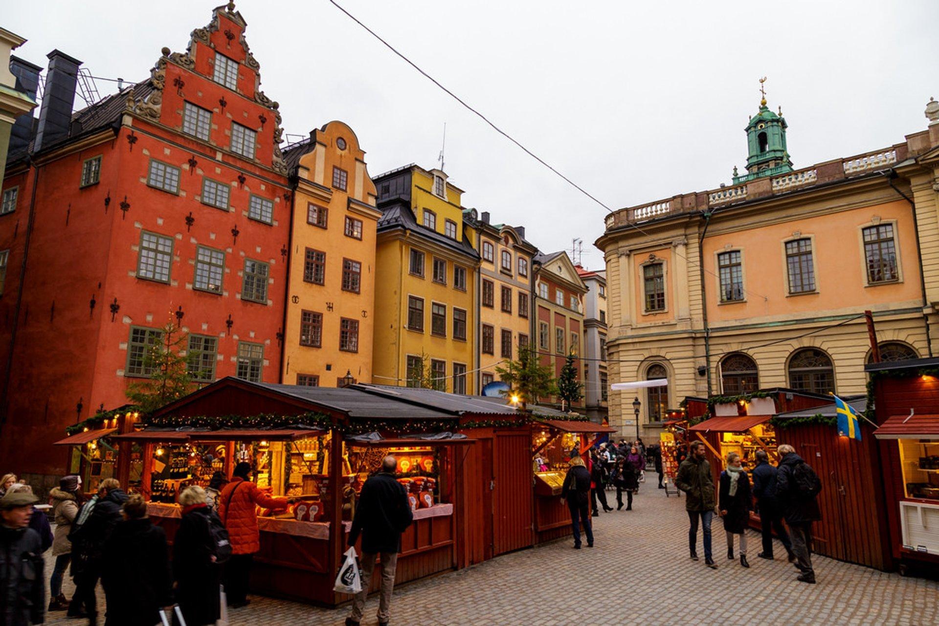 Stockholm Christmas Market 2020
