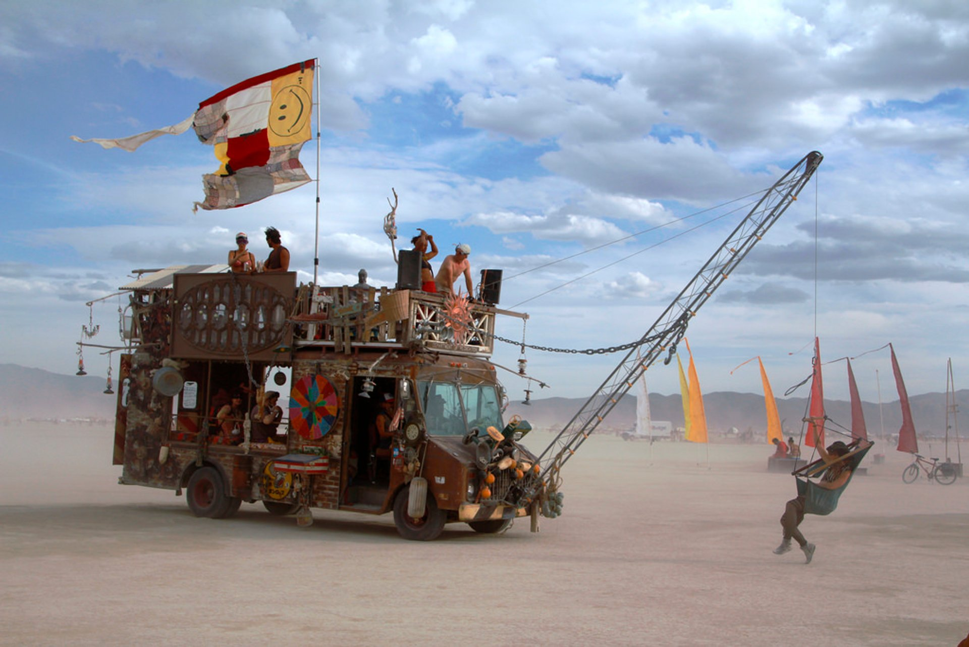 Best time for Burning Man 2020