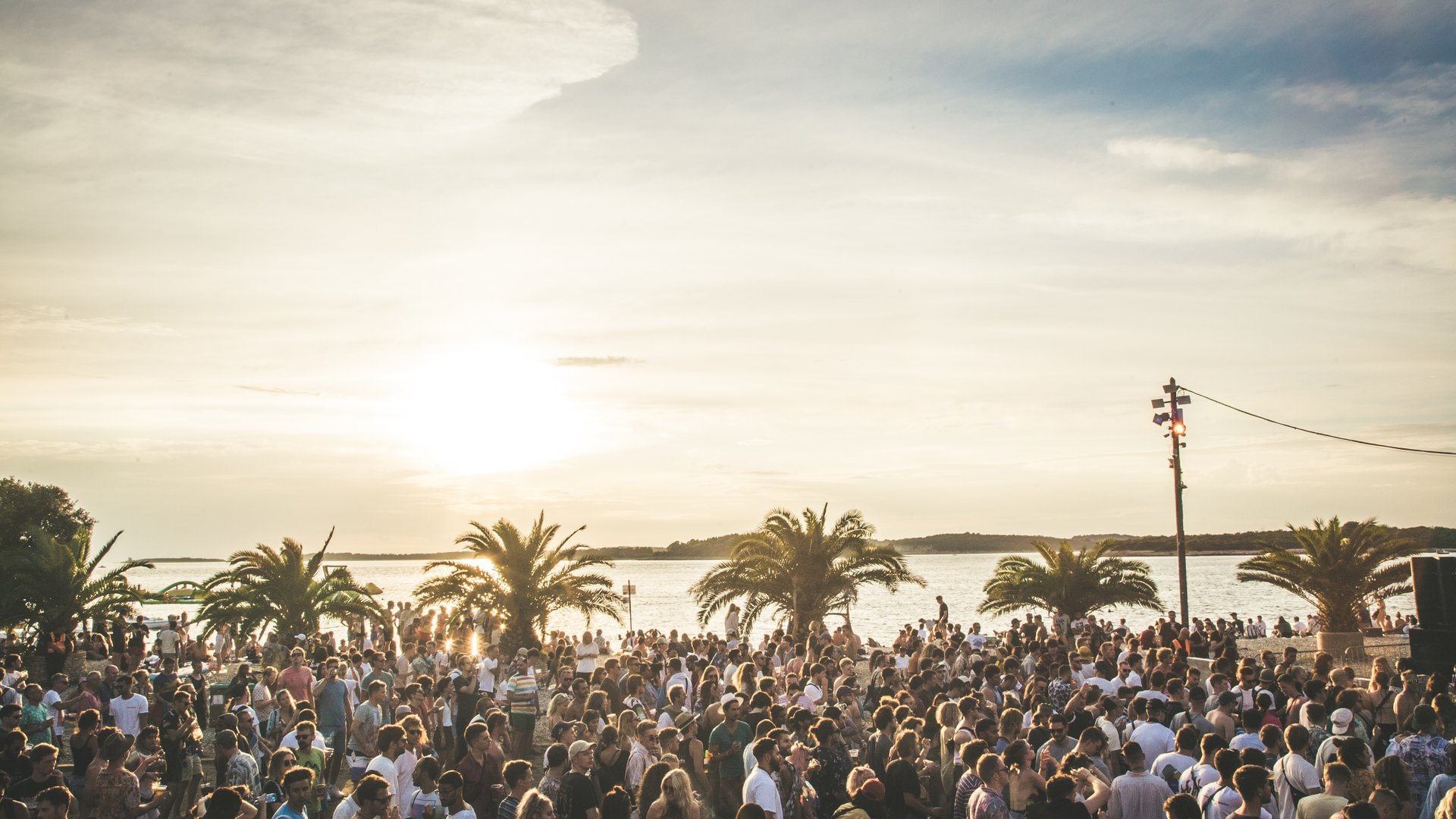Best time to see Dimensions Festival in Croatia 2019