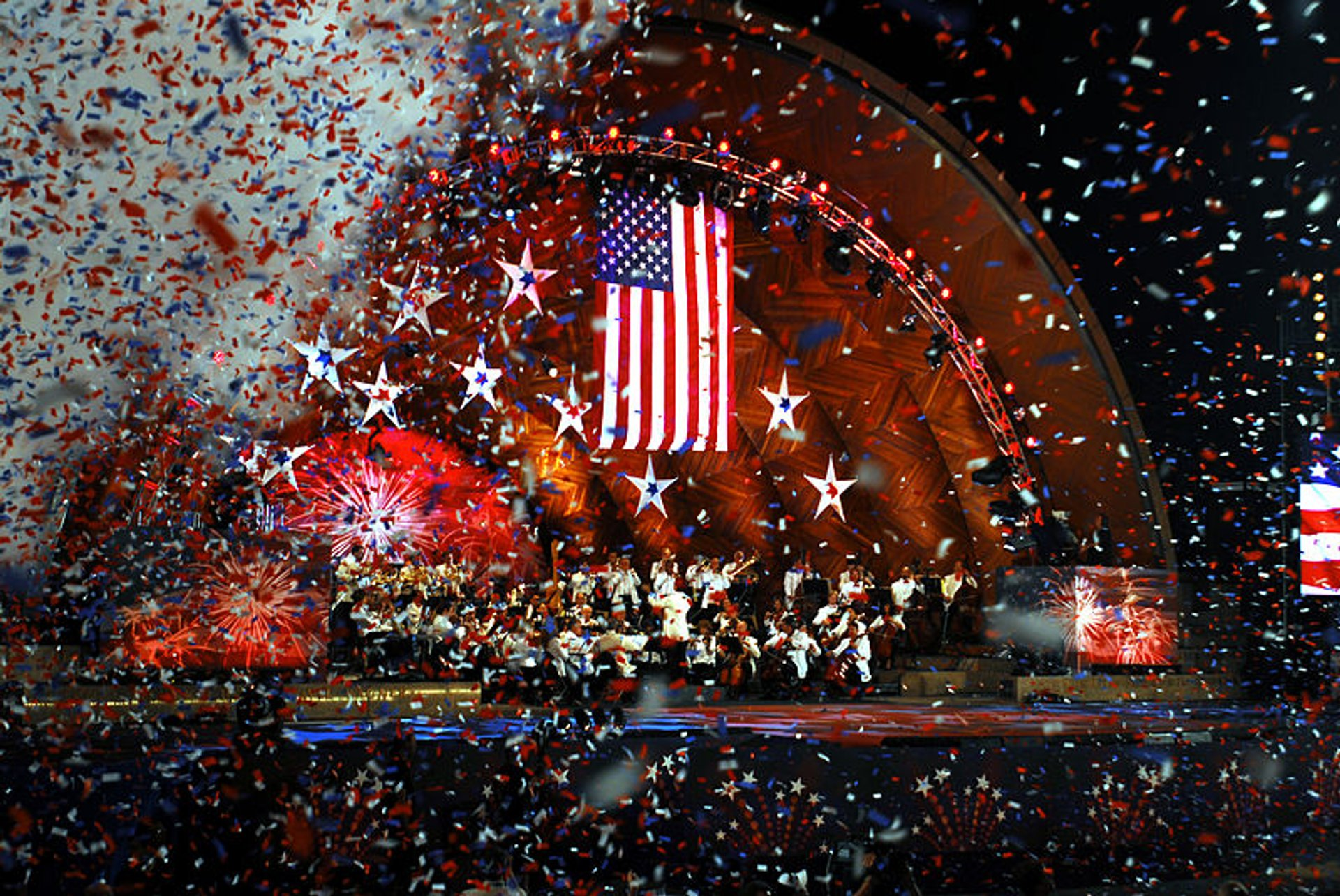 Boston Pops Orchestra and Fireworks Spectacular 2020