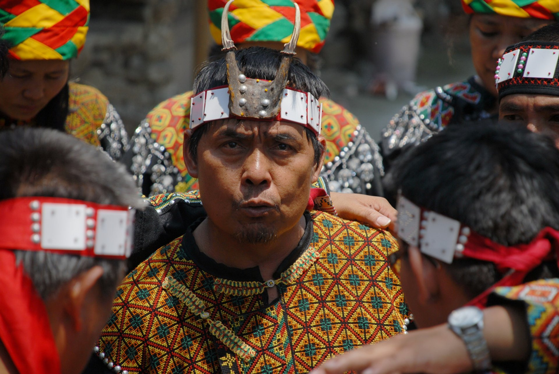 Ear-Shooting Festival (Mala-Ta-Ngia) of Bunun Tribe in Taiwan - Best Season 2019