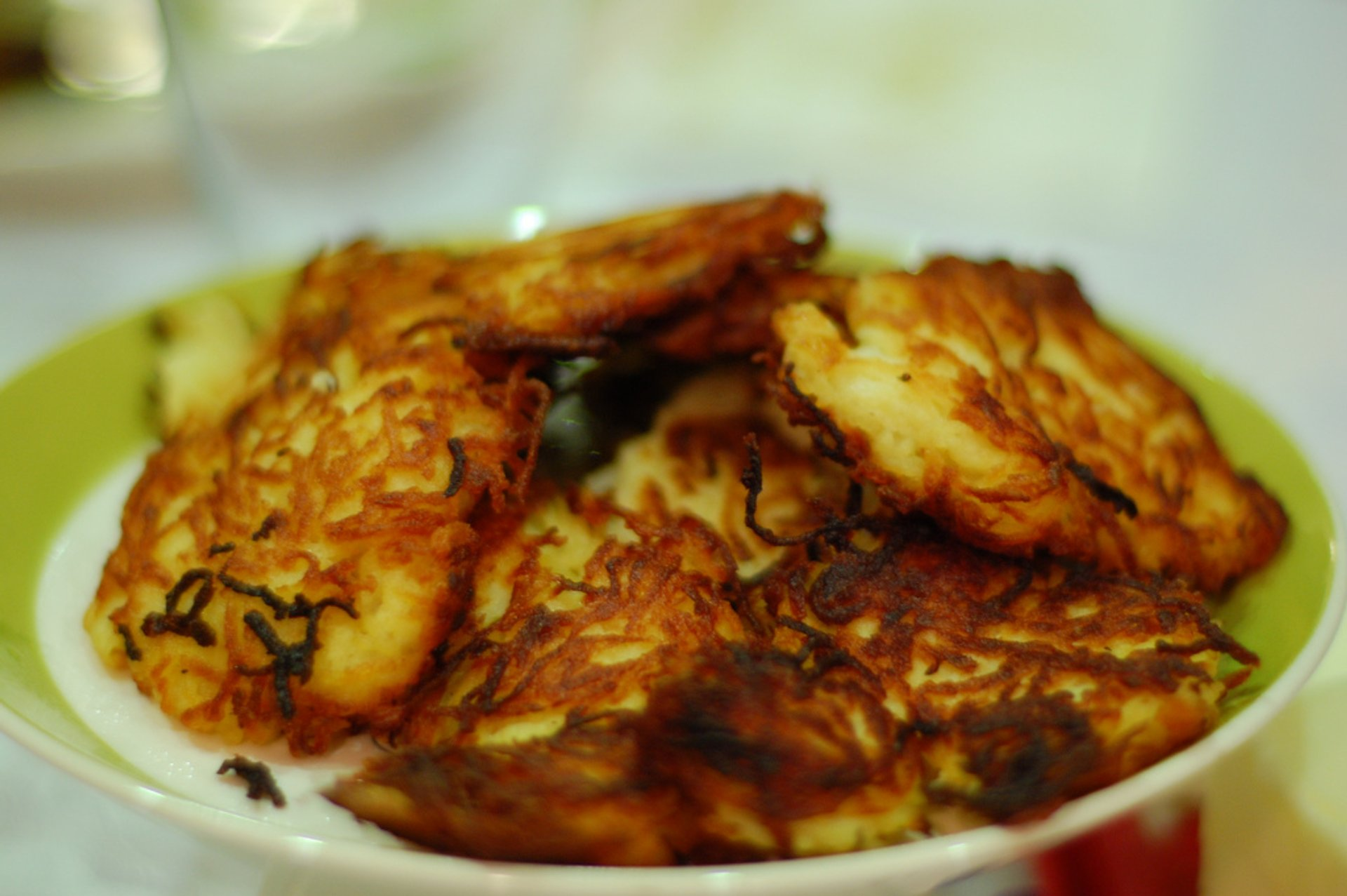 Levivot or Latkes in Israel - Best Season