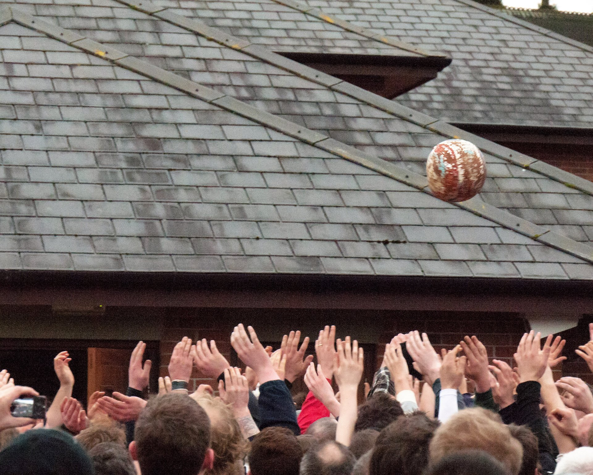 Royal Shrovetide Football  in England 2019 - Best Time