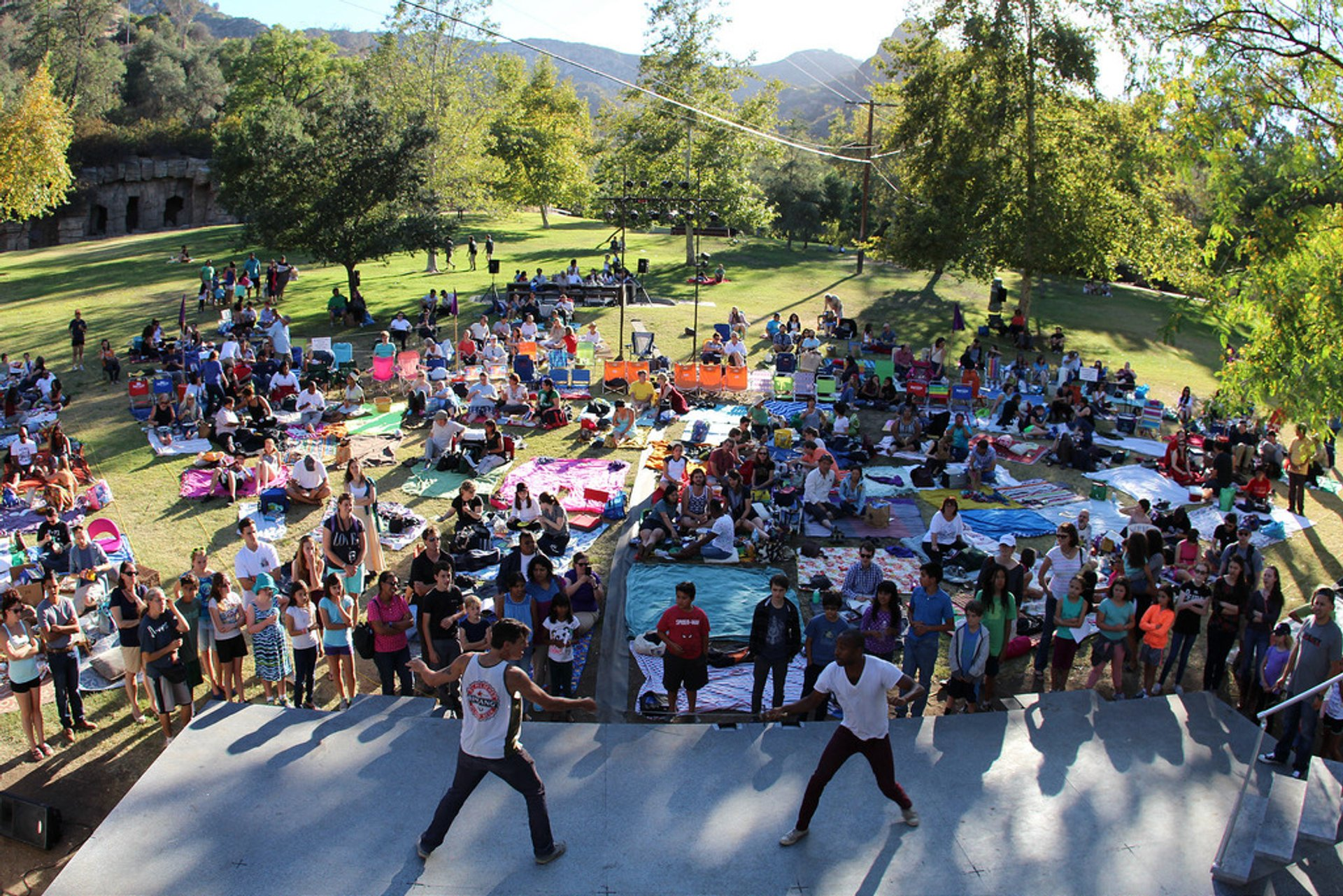 Best time for Griffith Park Free Shakespeare Festival in Los Angeles 2019
