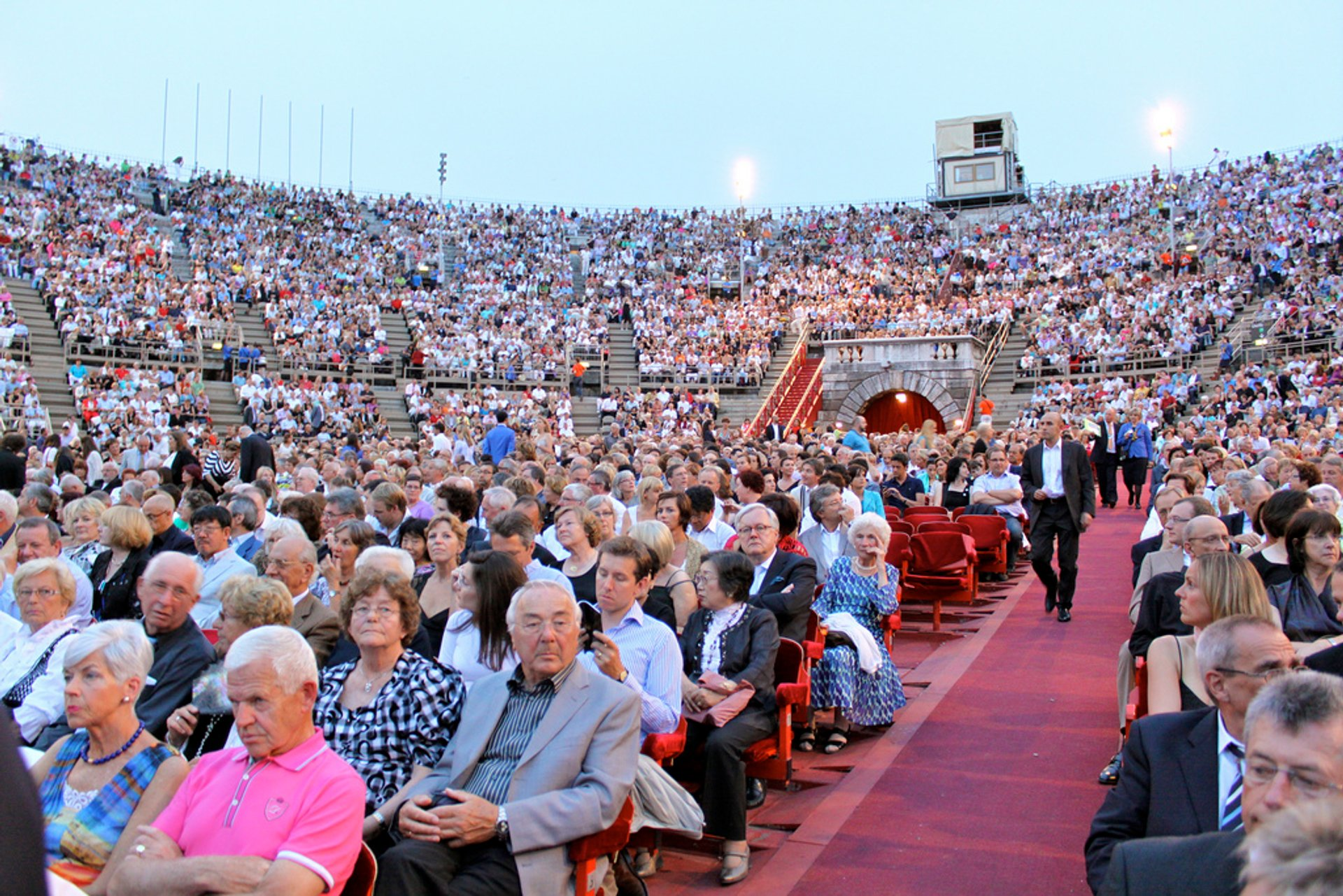 Arena di Verona Opera Festival in Italy 2020 - Best Time