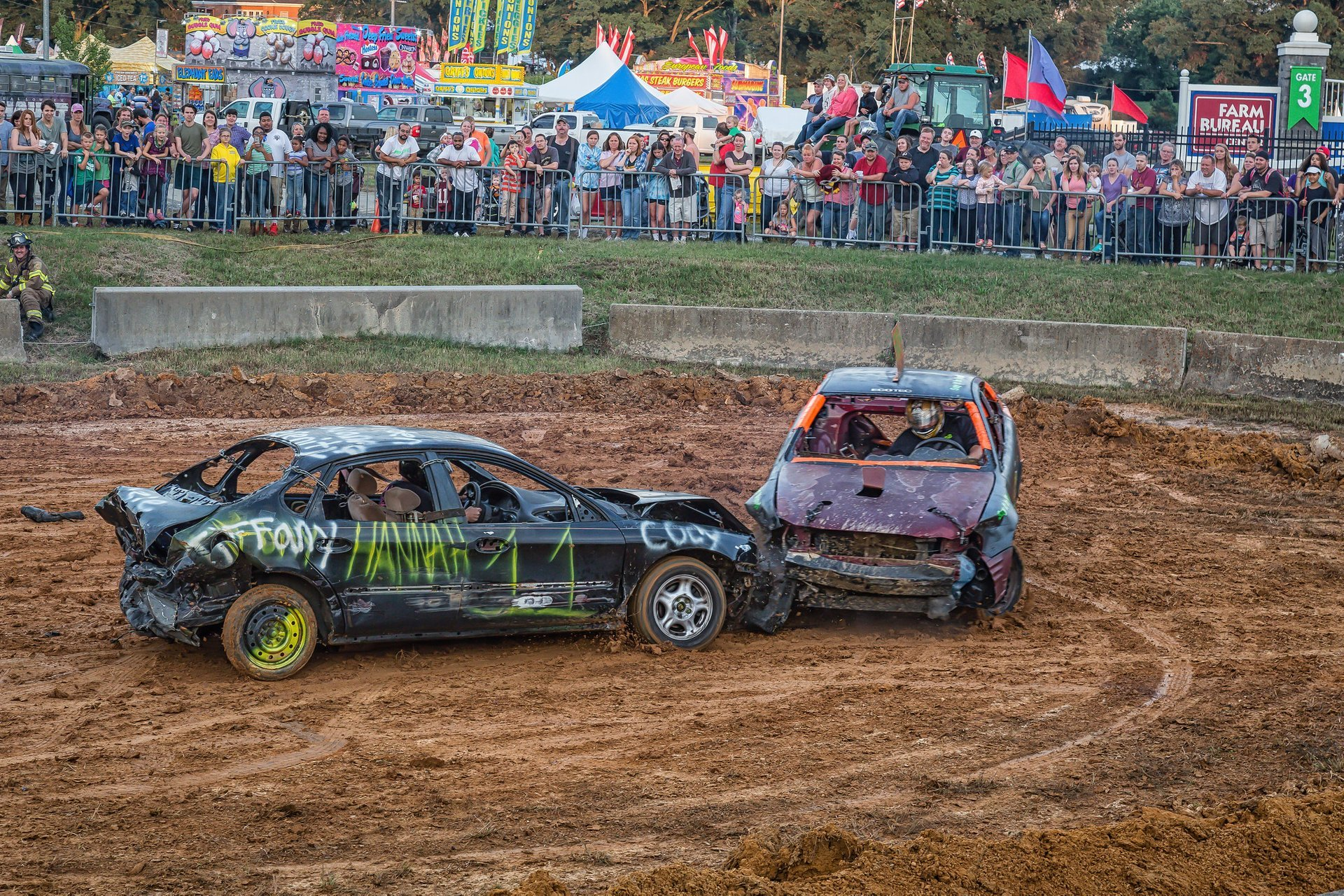State Fair Demo Derby 2020