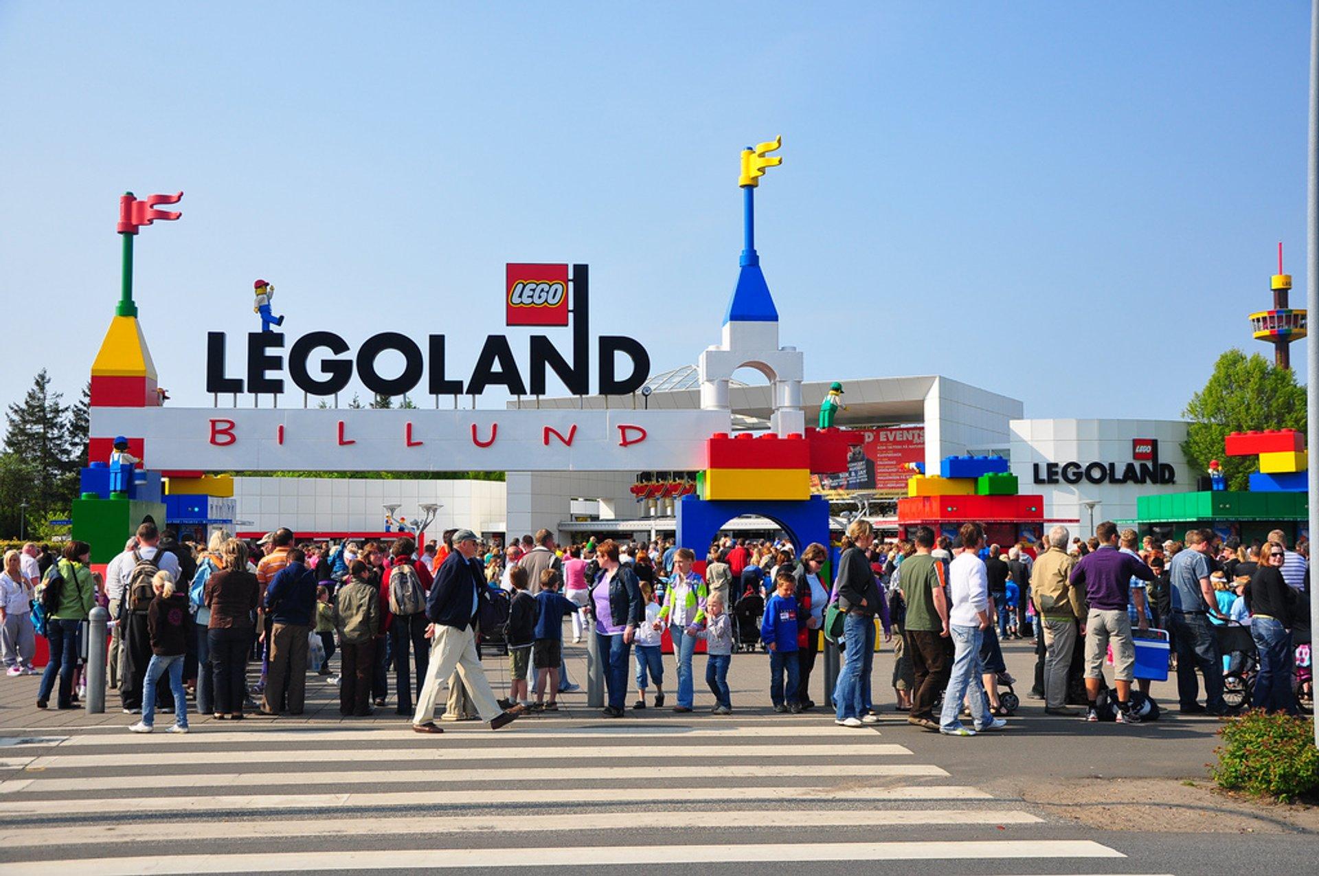 Legoland in Denmark 2020 - Best Time