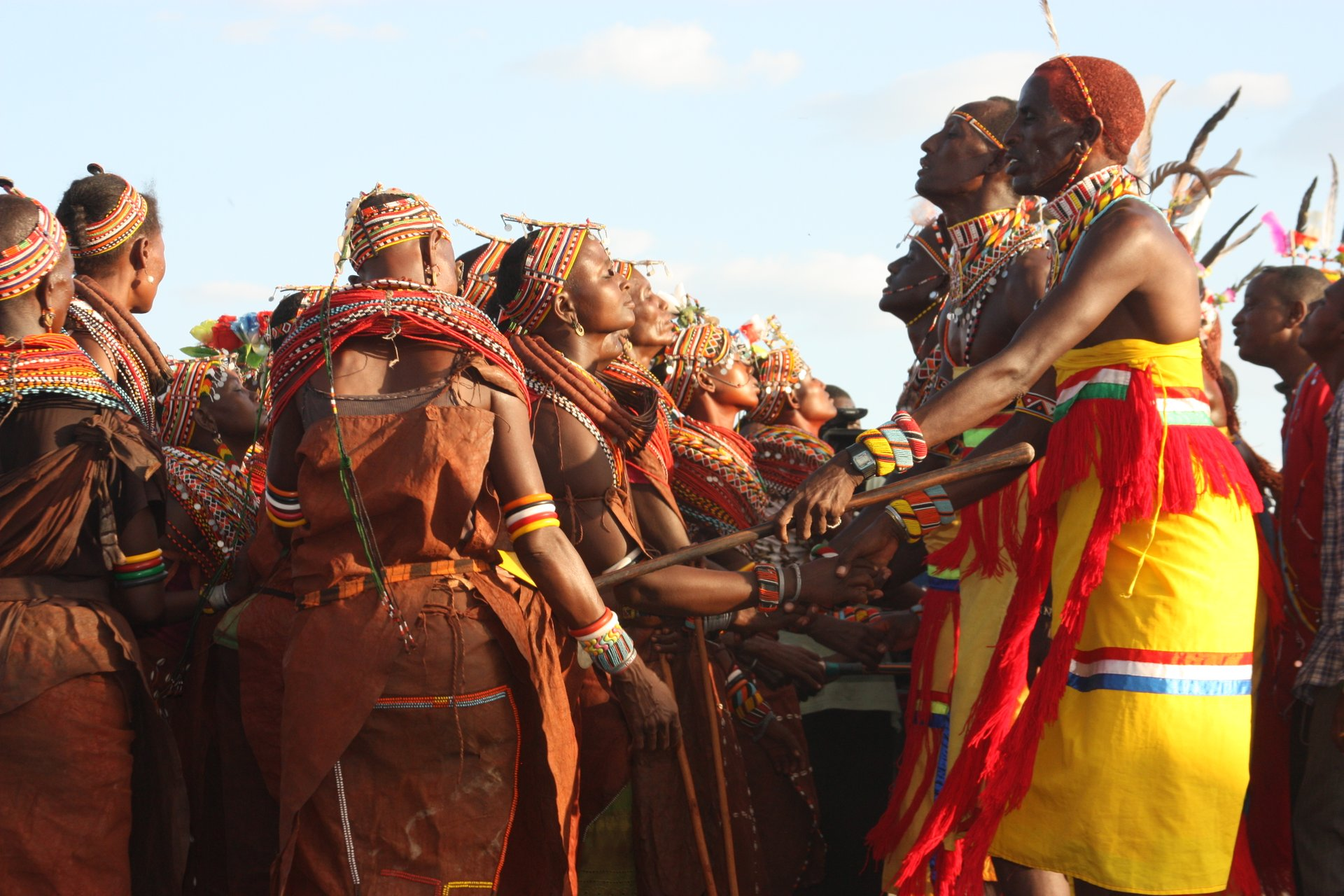 Marsabit Lake Turkana Cultural Festival in Kenya 2019 - Best Time