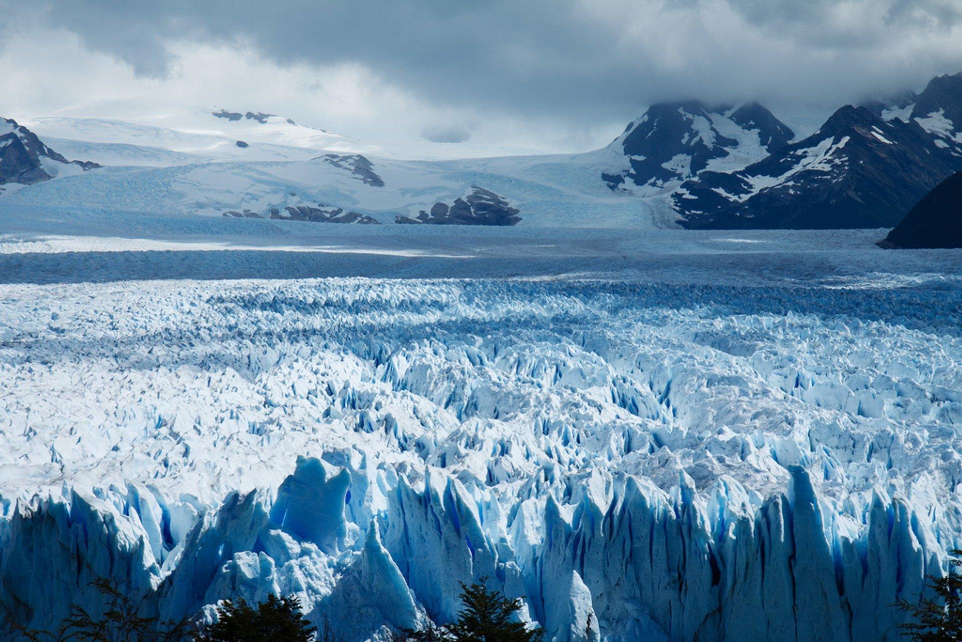 Best time for Perito Moreno Glacier 2020