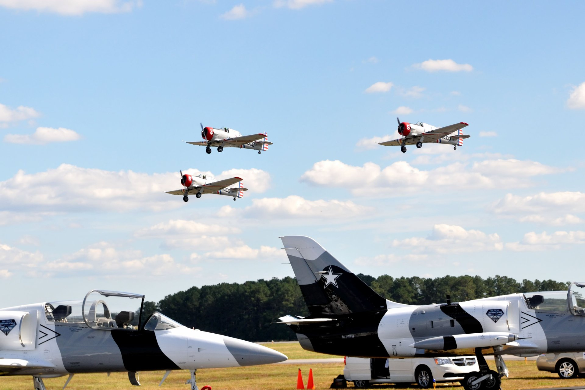 Wings Over North Georgia Air Show in Georgia - Best Season 2020