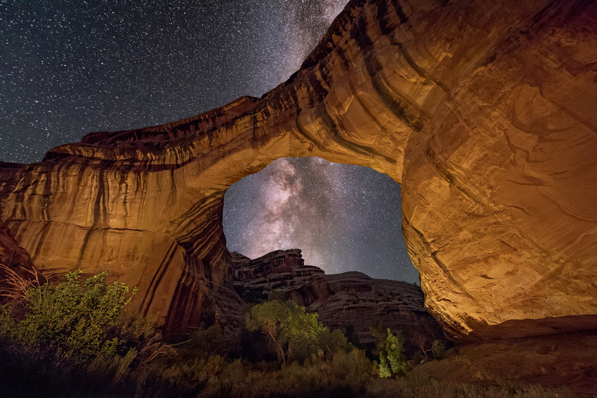 Best time for Stargazing in Utah 2019 - Best Season & Map