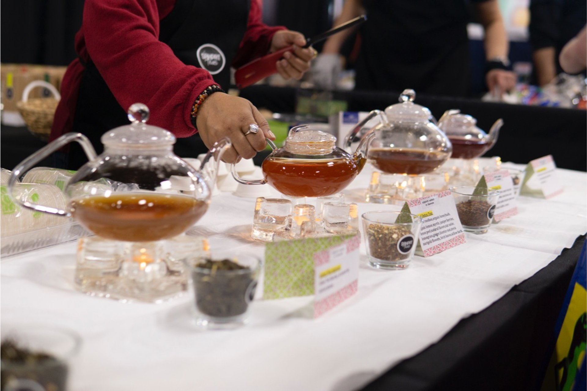 Best time for Coffee & Tea Festival in New York 2020