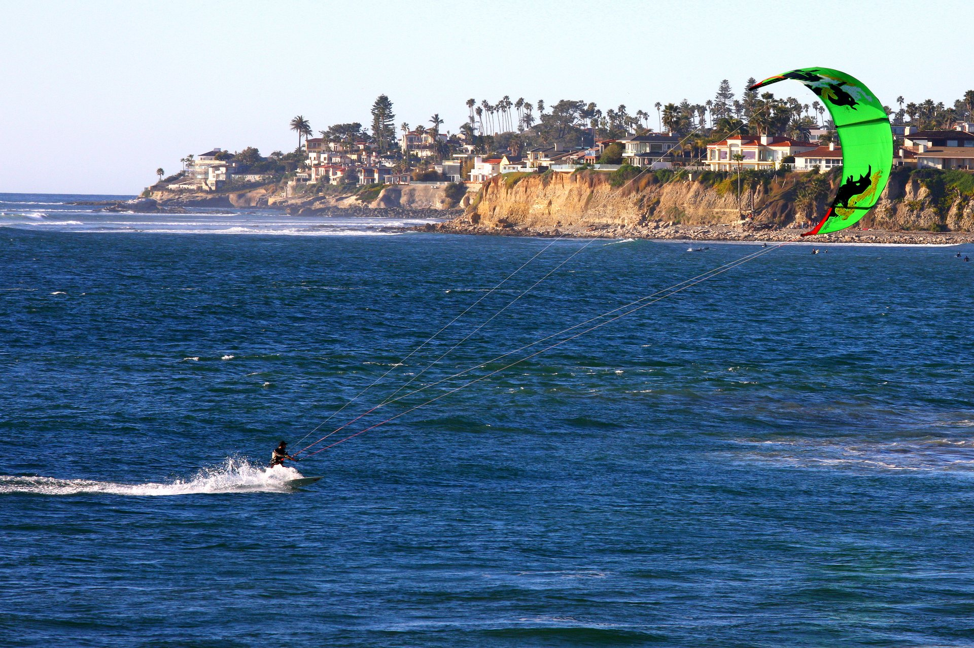 Kitesurfing and Windsurfing in San Diego 2020 - Best Time