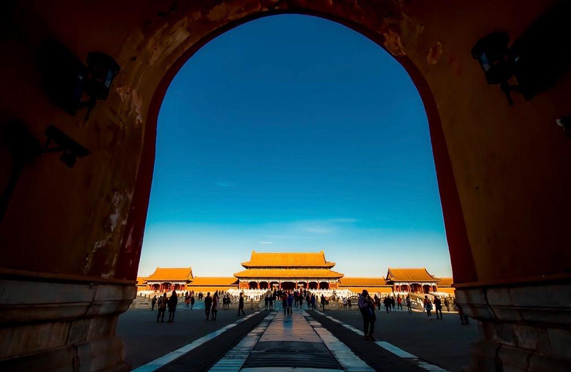The Forbidden City in Beijing 2020 - Best Time